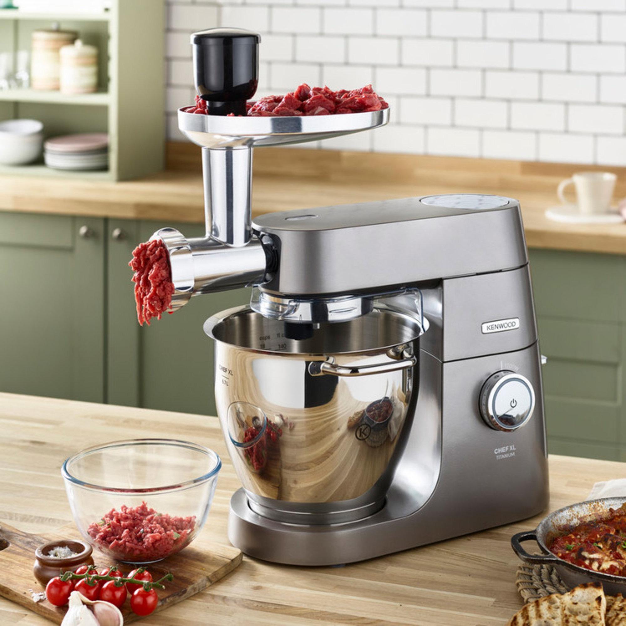 Køb KVL8470S Chef Titanium XL køkkenmaskine fra Kenwood