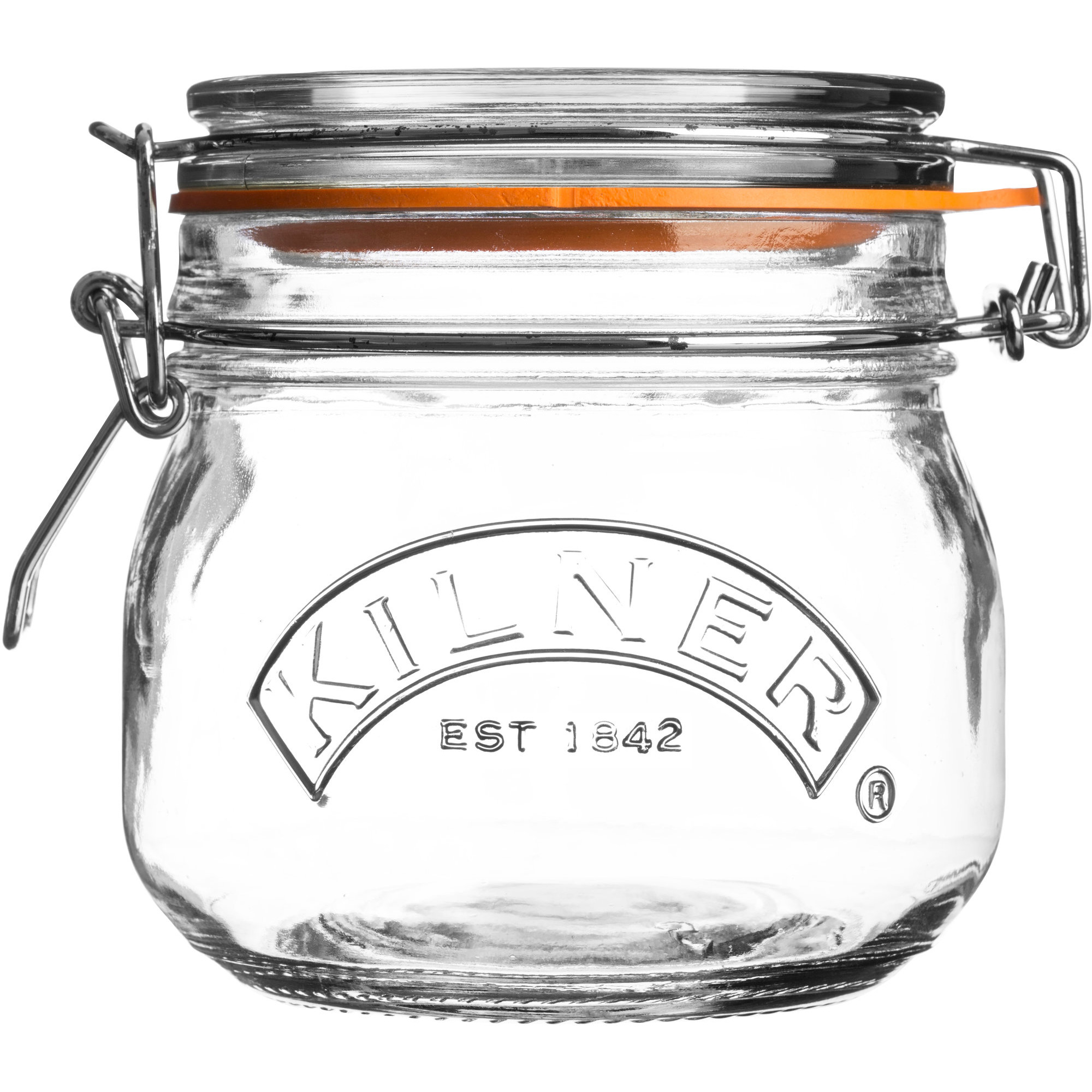 Kilner Konserveringsburk Bygel 05 Liter