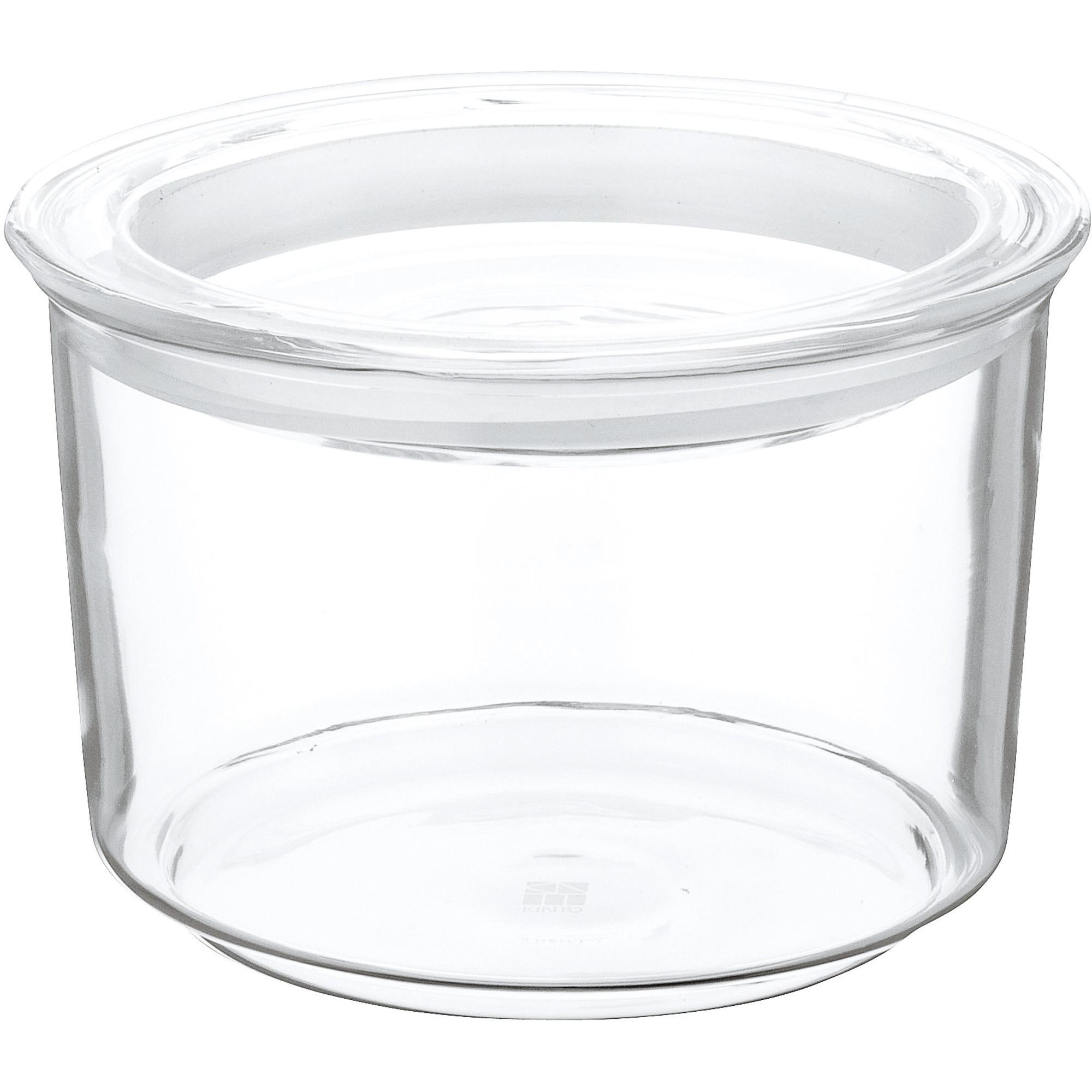 Kinto CAST-glasbehållare med lock
