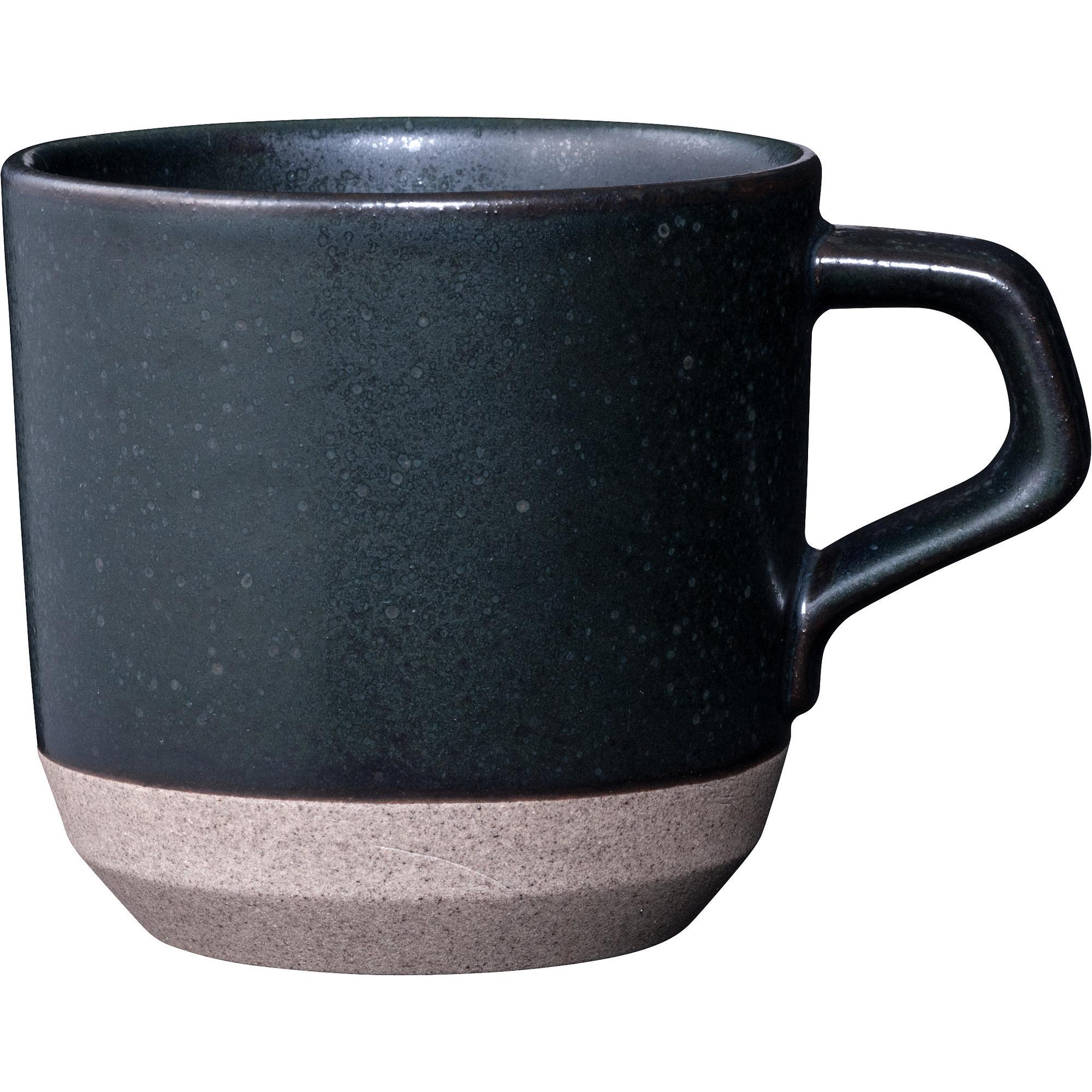 Kinto CLK-151 liten mugg svart