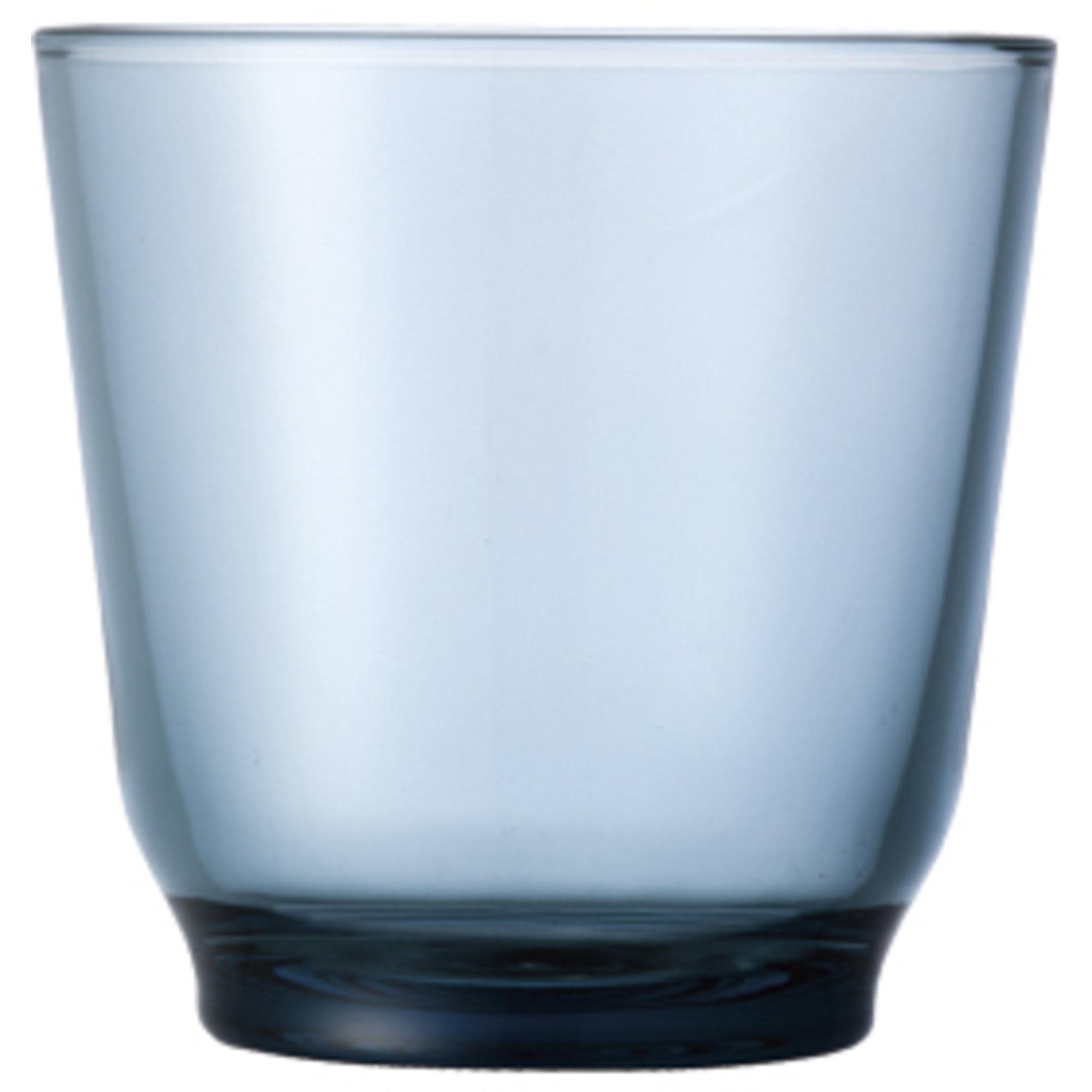 Kinto HIBI-vattenglas (220 ml) blå