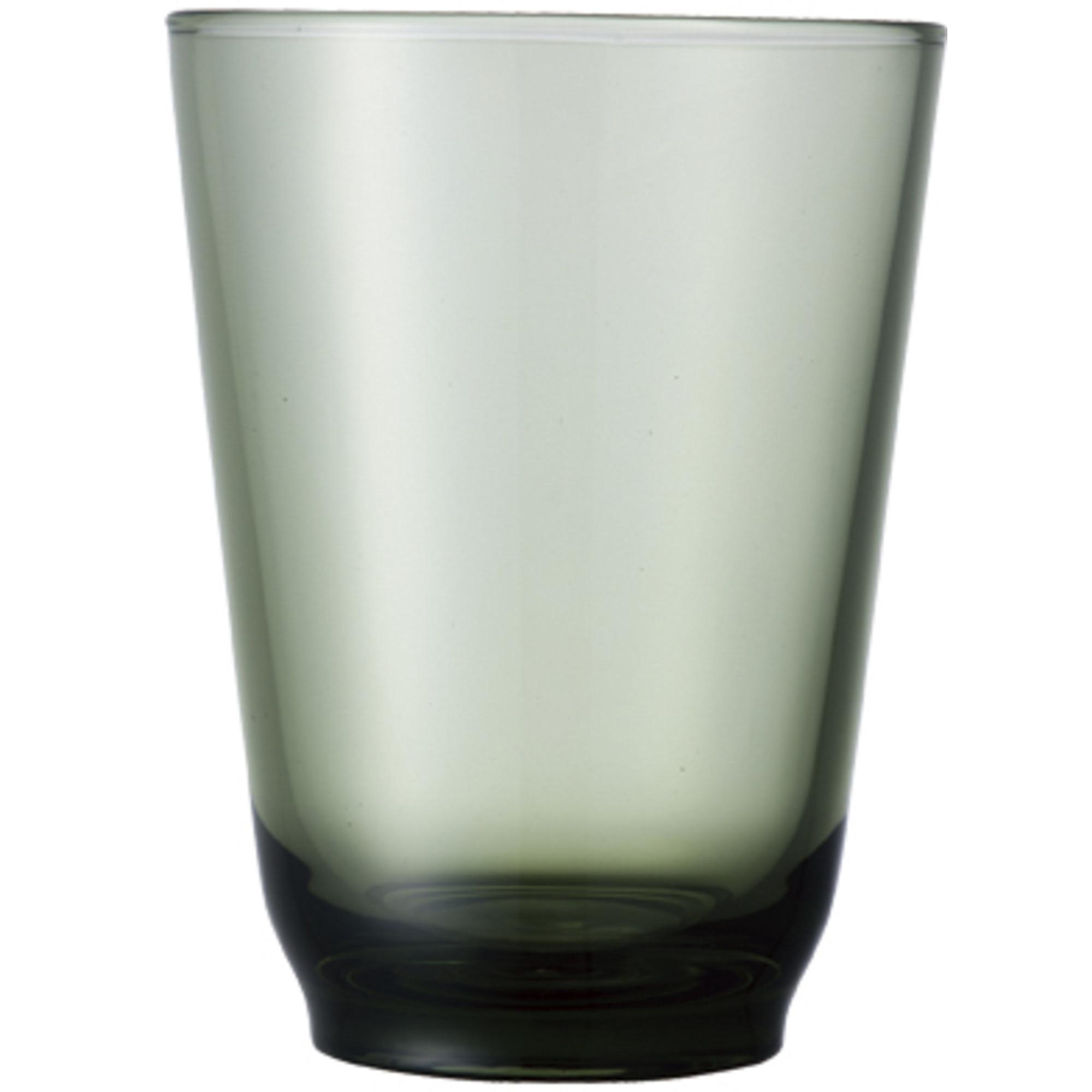 Kinto HIBI-vattenglas (350 ml) grön