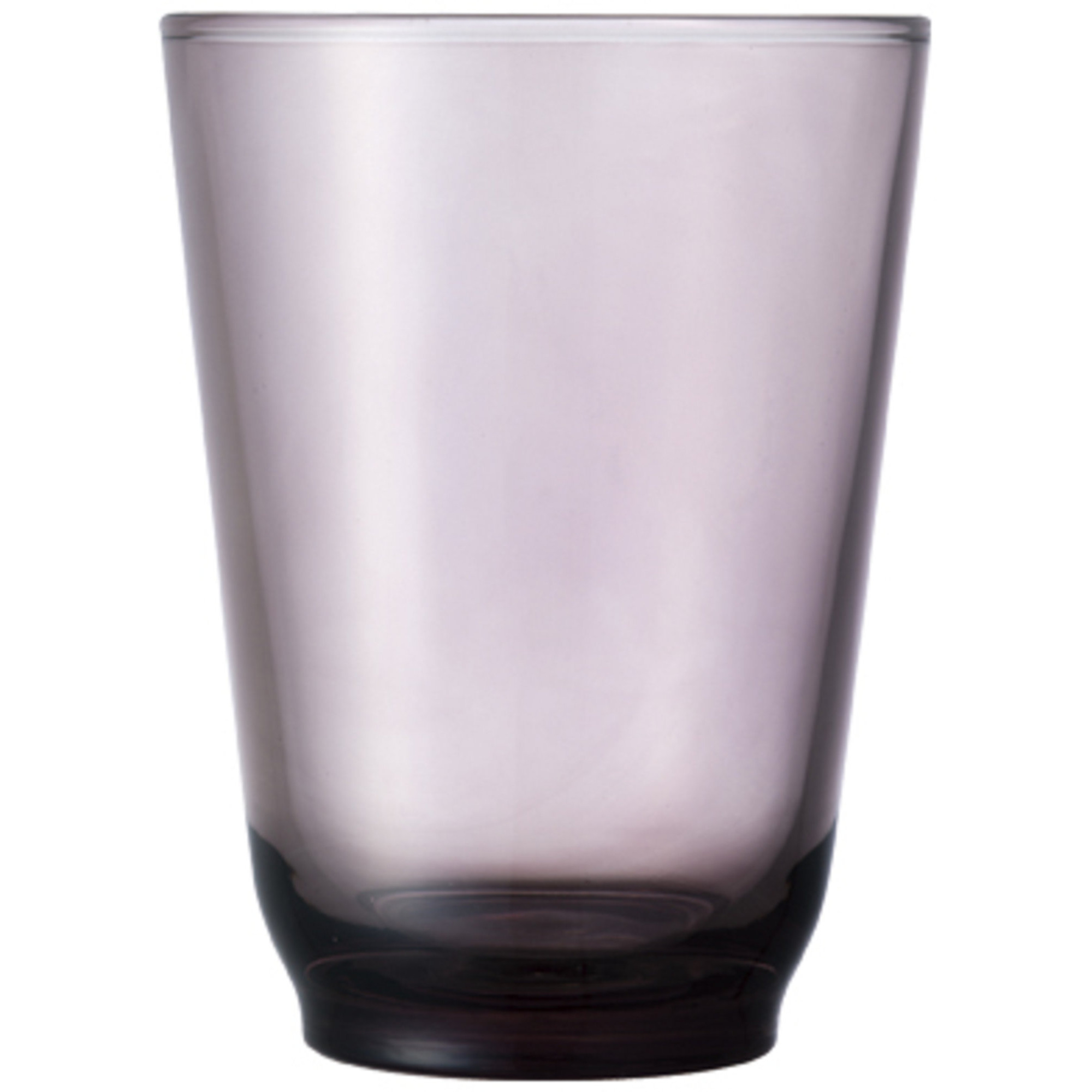 Kinto HIBI-vattenglas (350 ml) lila