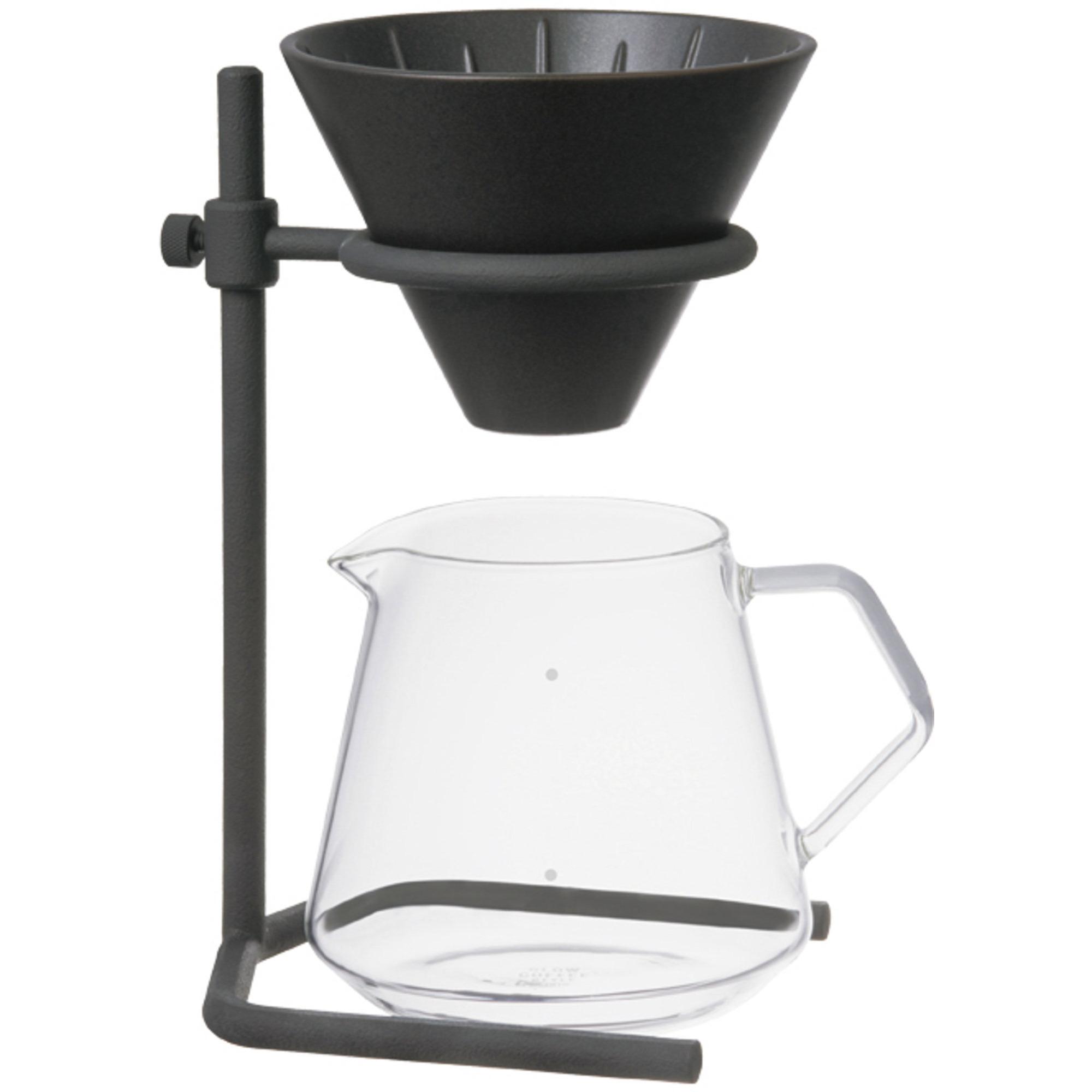 Kinto SCS-S04 Kaffebryggar-set 4 koppar