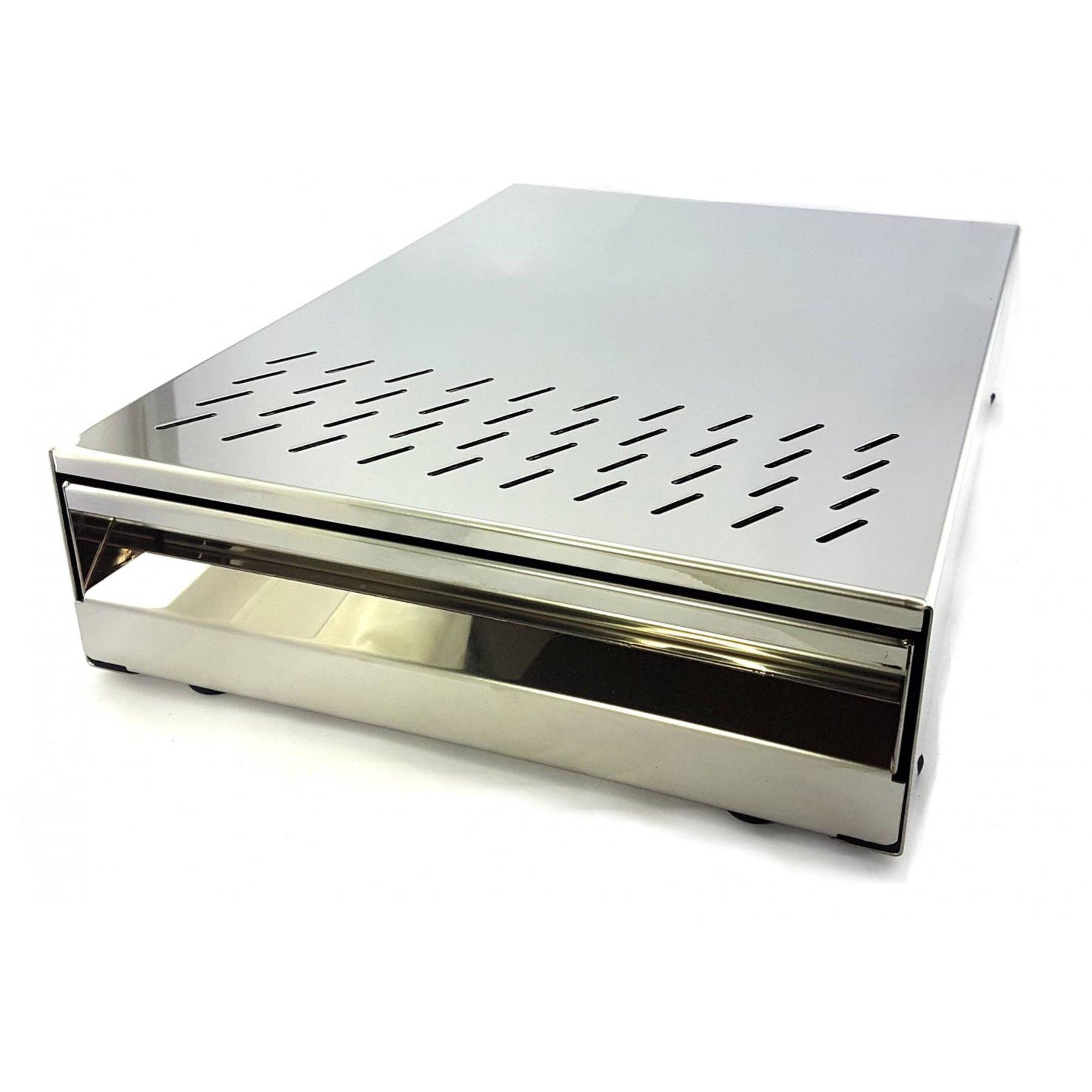 Kitchen Basic Knockbox i polerat stål