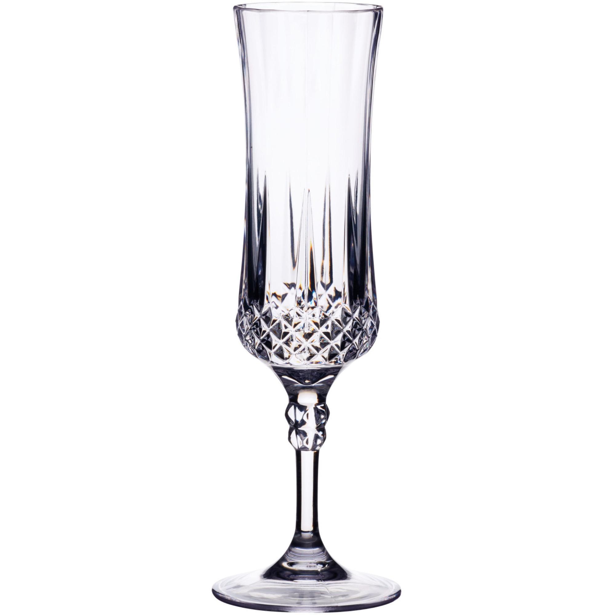 Kitchen Craft BarCraft Champagneglas Akryl