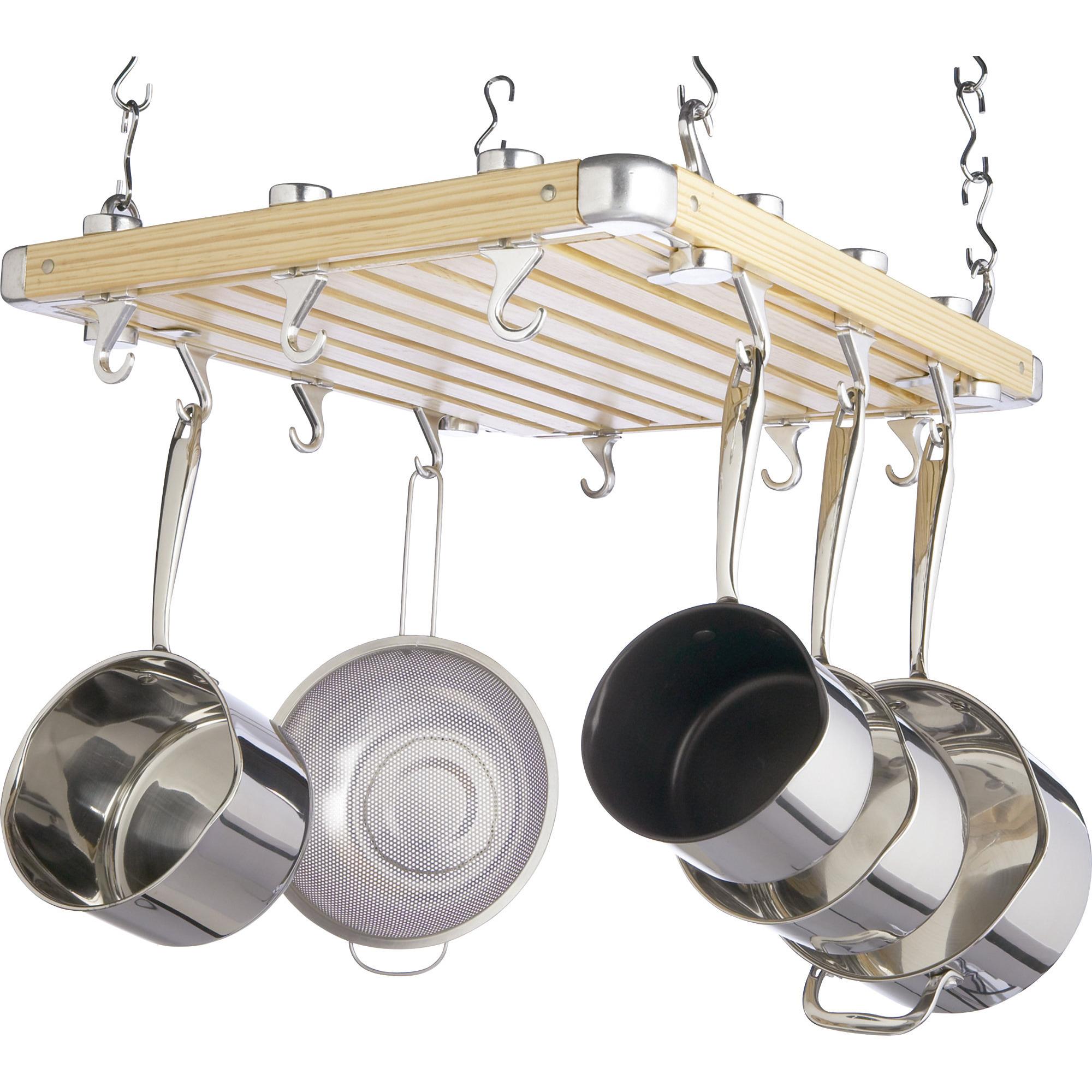 Kitchen Craft Deluxe Trärack 61×51 cm Takhäng