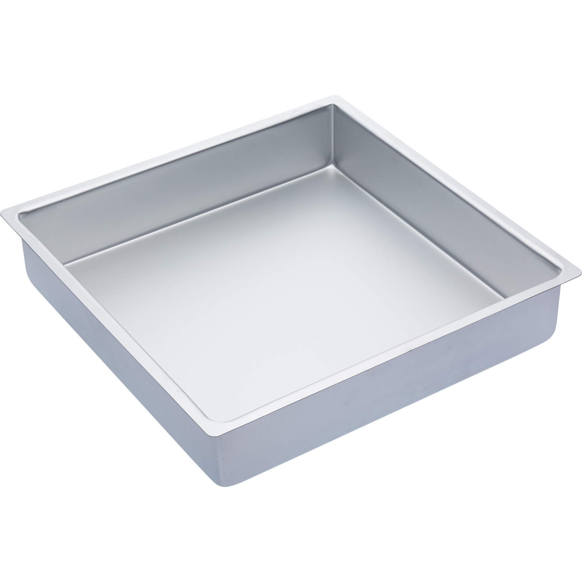 Kitchen Craft Master Class Kakform Fyrkantig Silver 355x355x7.5cm