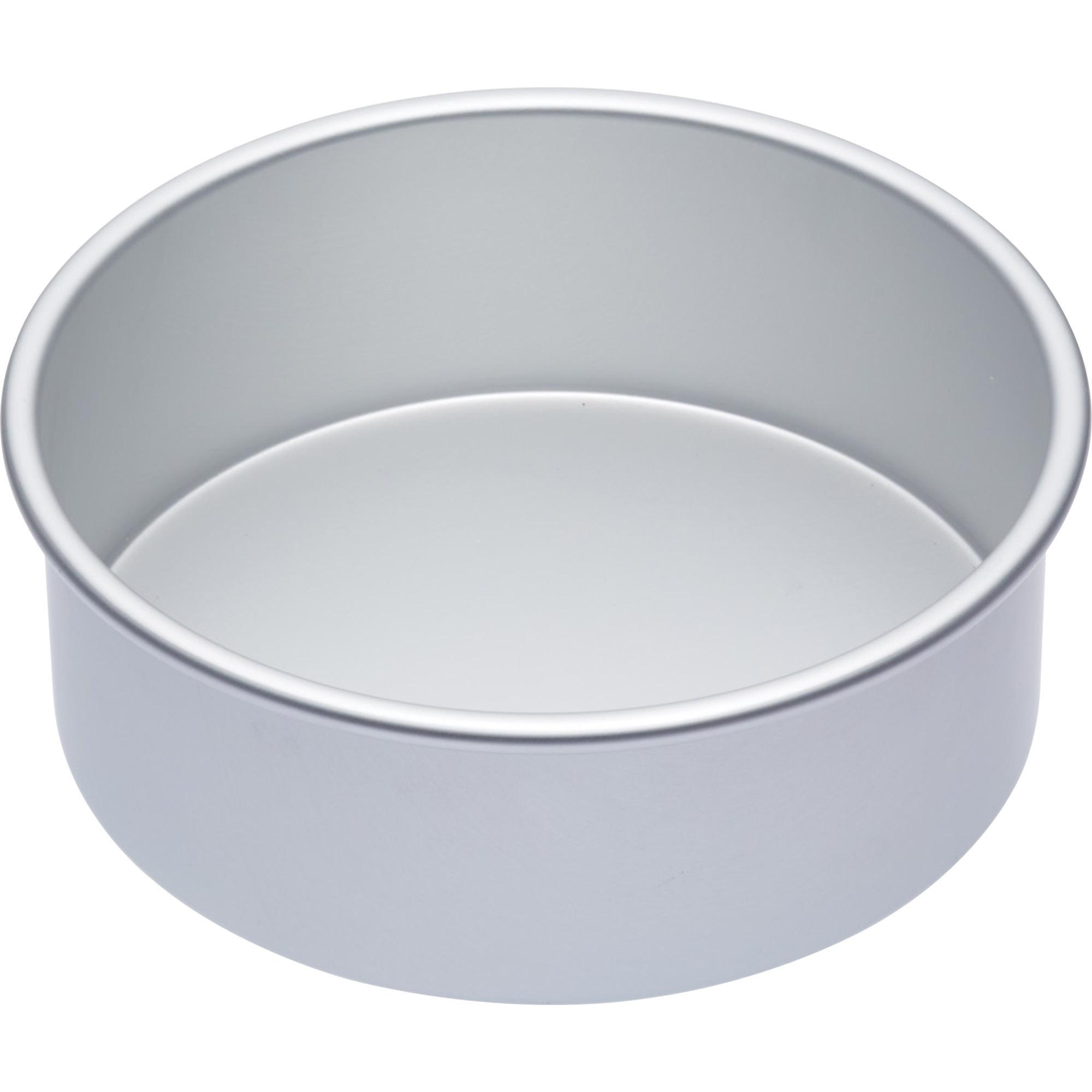 Kitchen Craft Master Class Kakform Rund Silver 20×7.5cm