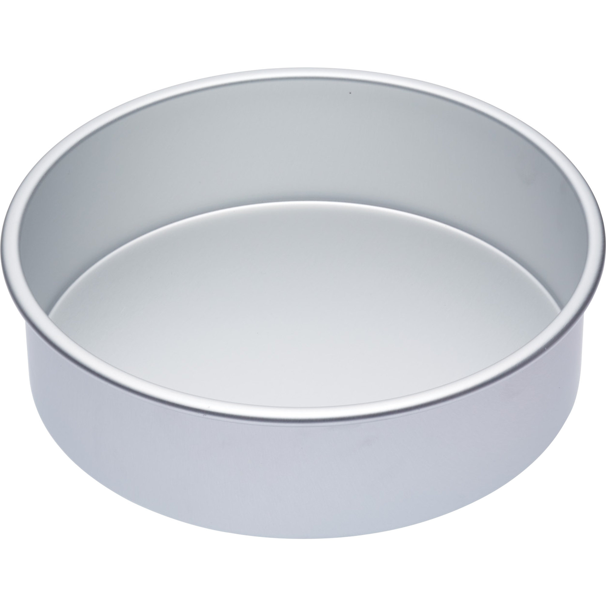 Kitchen Craft Master Class Kakform Rund Silver 25.5×7.5cm