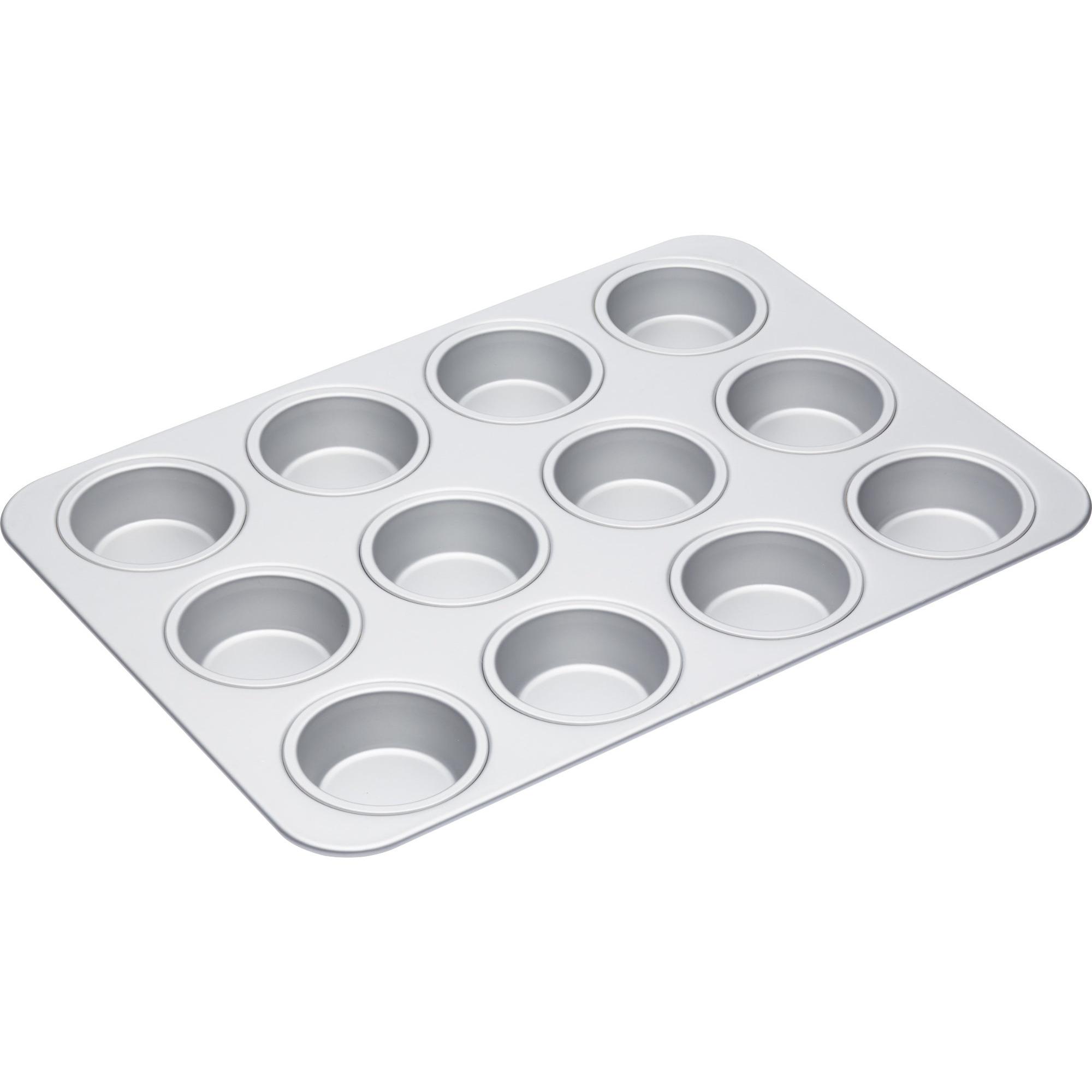 Kitchen Craft Master Class Muffinsplåt Silver 42x30x3cm