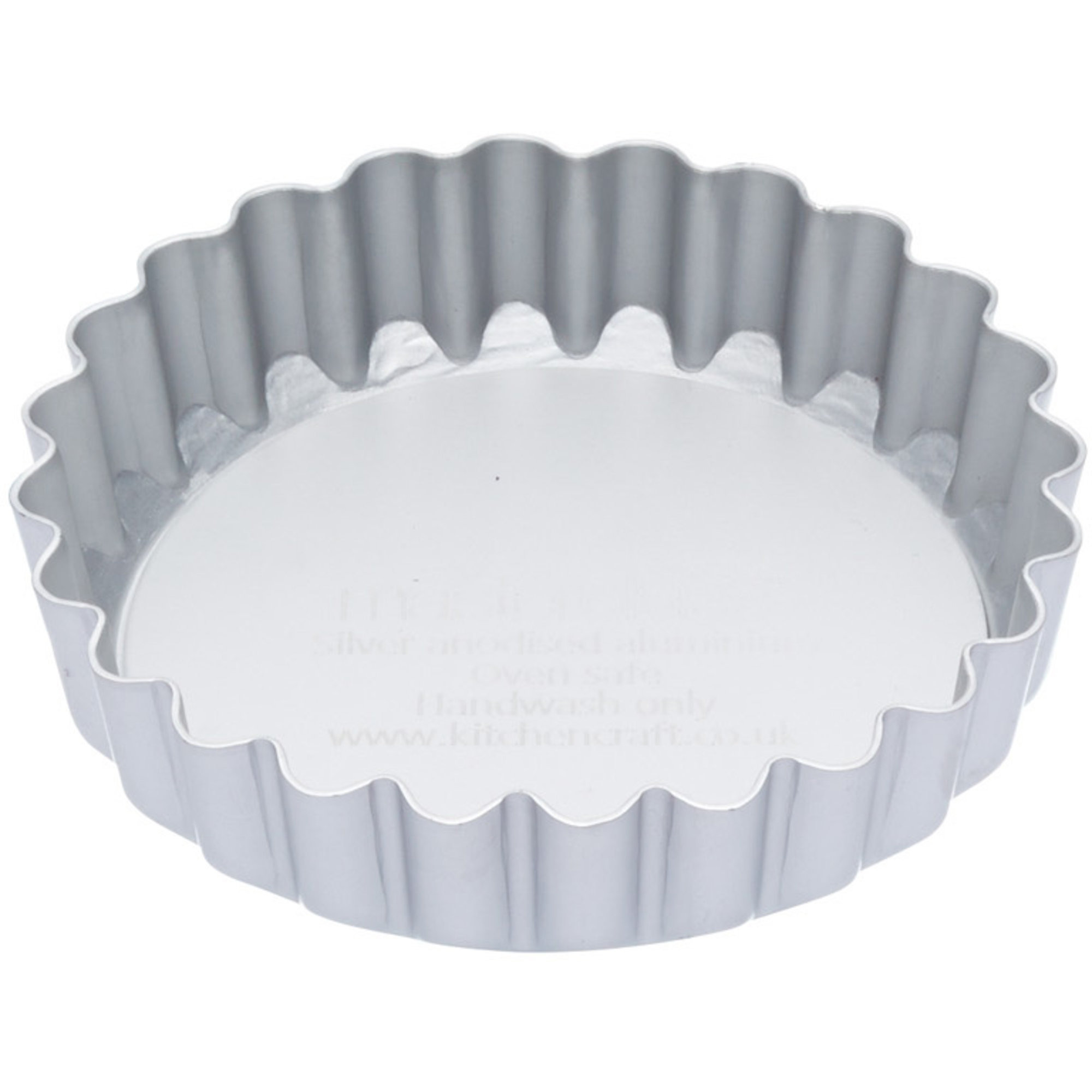 Kitchen Craft Master Class Pajform Silver 10x25cm