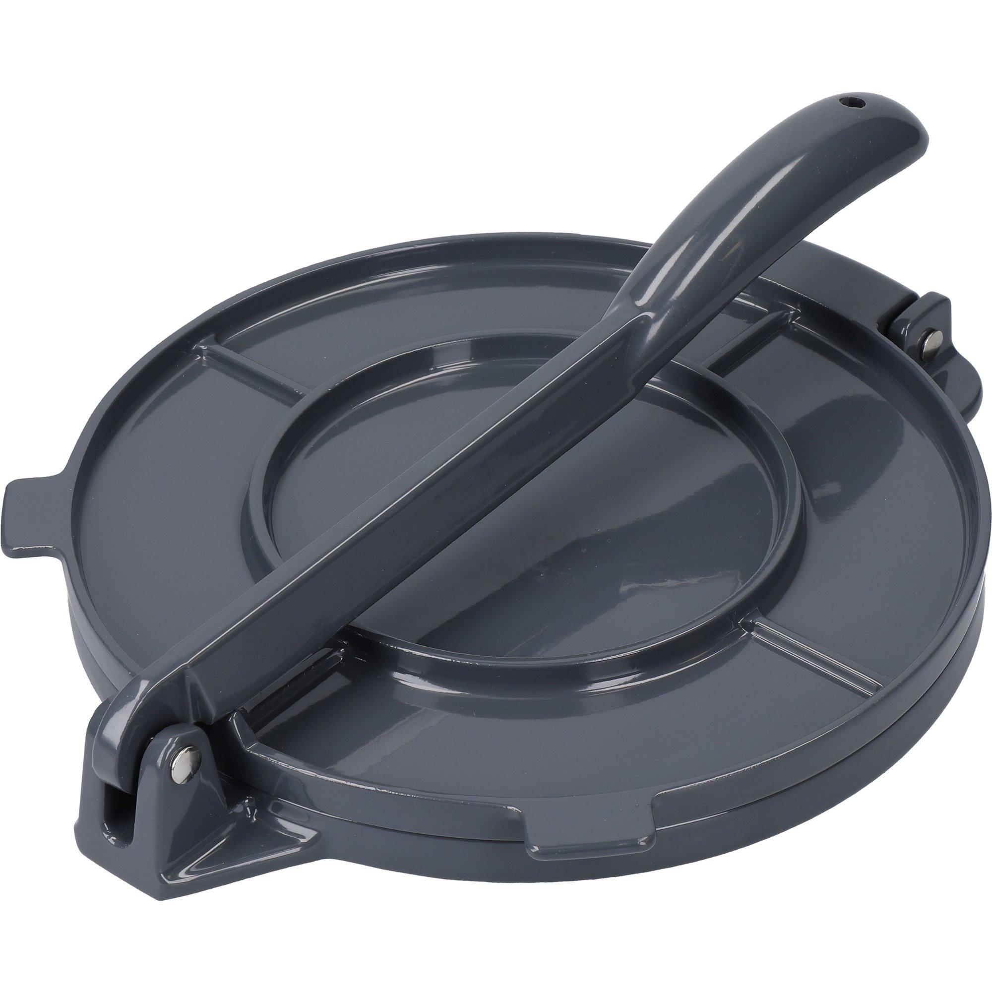 Kitchen Craft Mex Tortillapress 25x20x9cm Aluminium