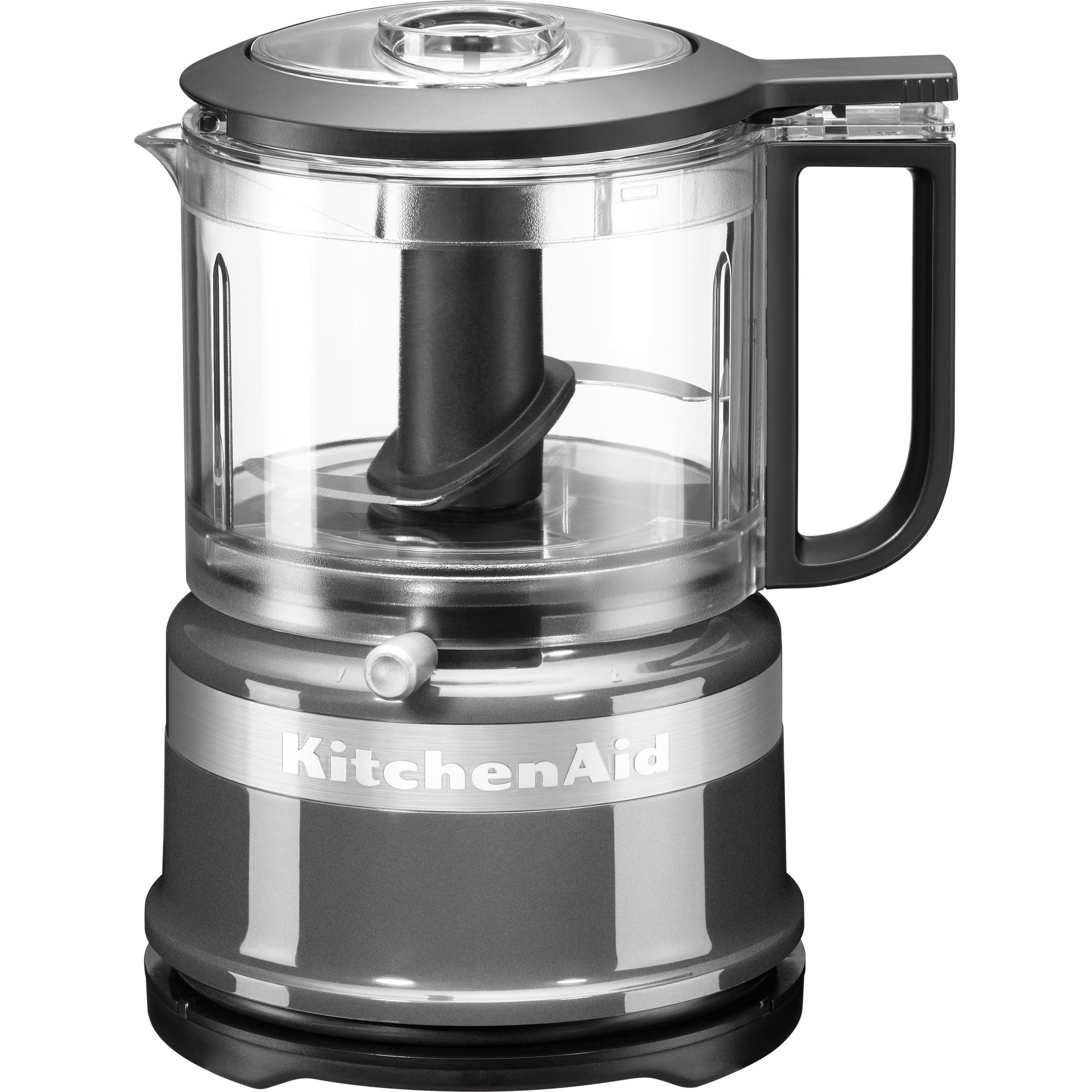 KitchenAid Mini Matberedare 5KFC3516ECU 0,95 LContour Silver