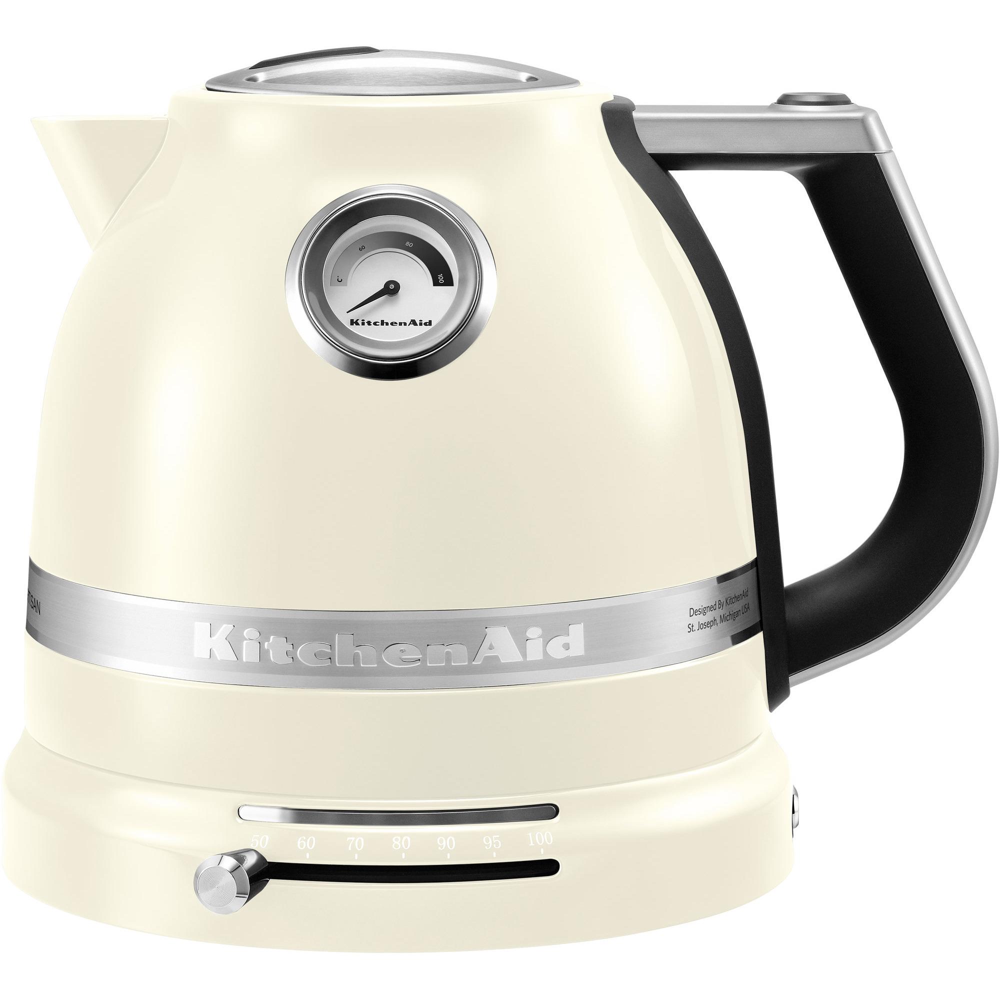 KitchenAid Artisan Vattenkokare 1.5L – Creme