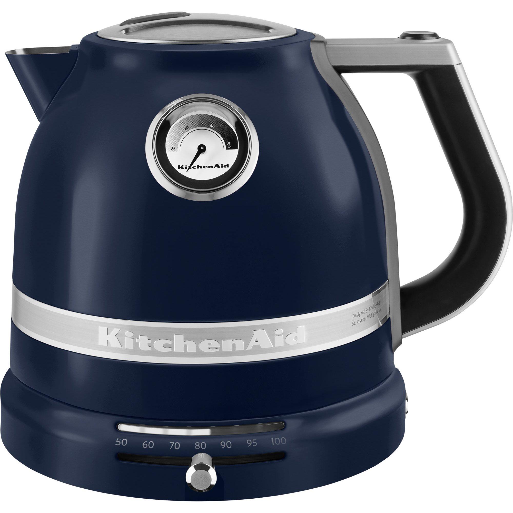 KitchenAid Artisan vattenkokare 15 L – ink blue