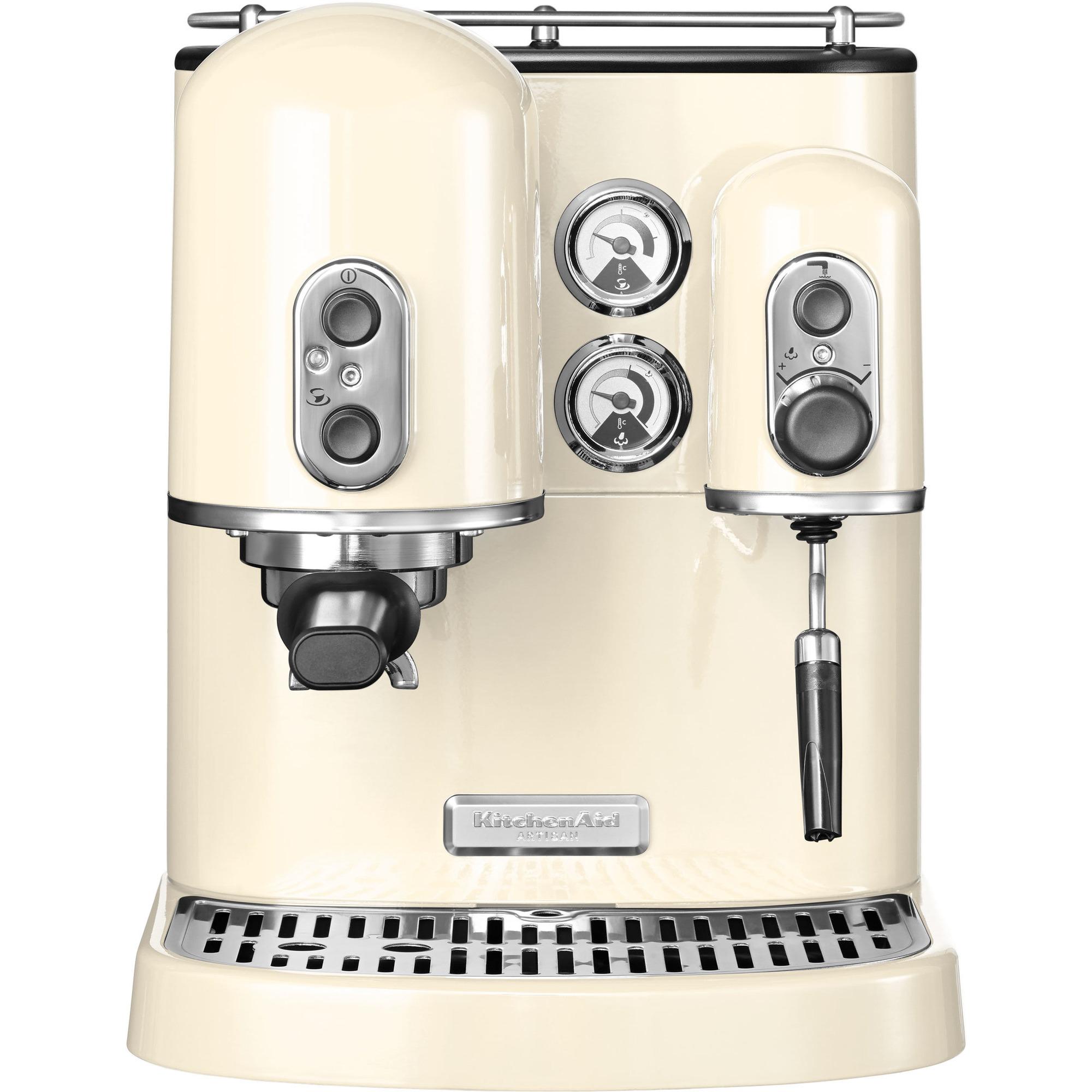 KitchenAid Artisan Espressomaskin Creme