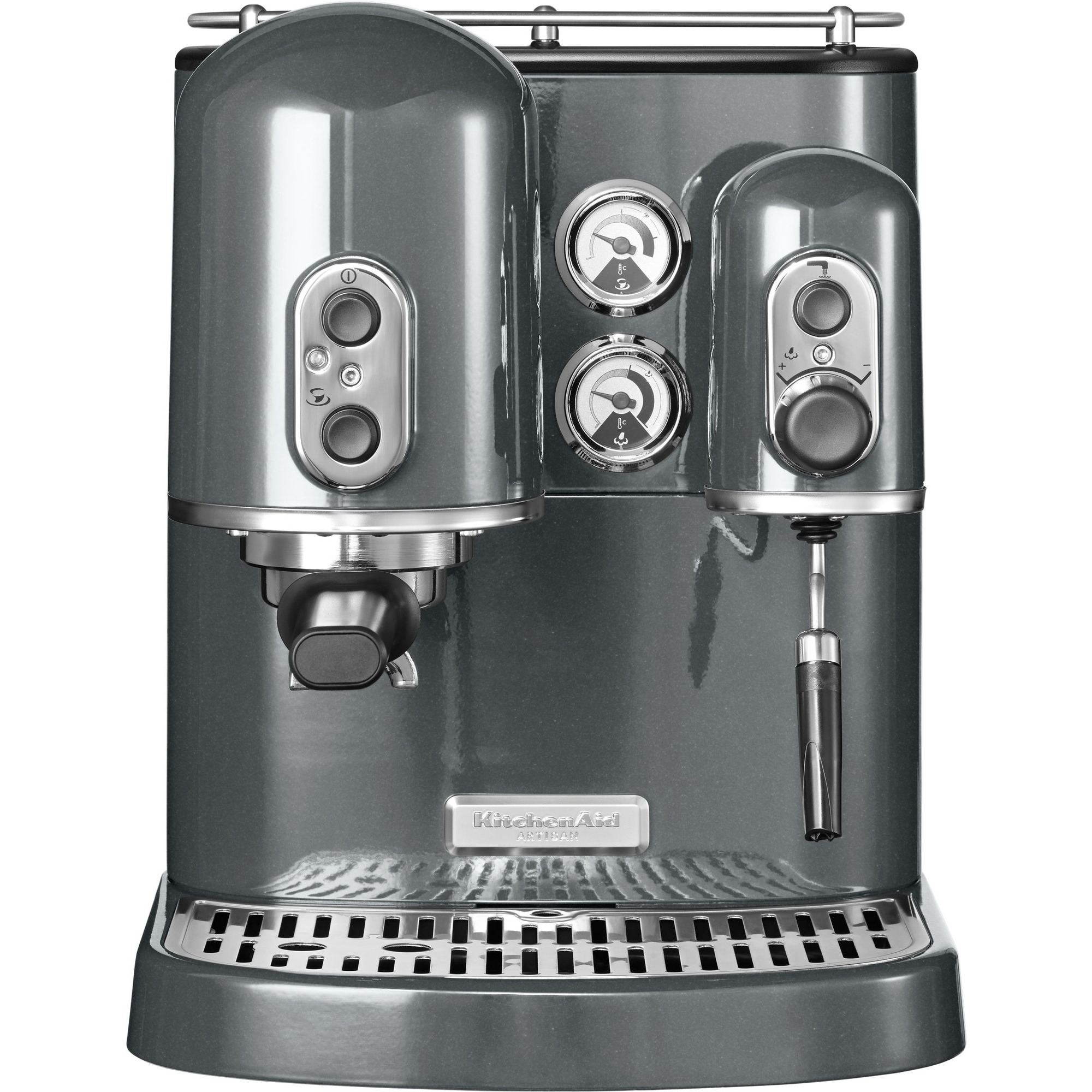 KitchenAid Artisan Espressomaskin Grafit Metallic