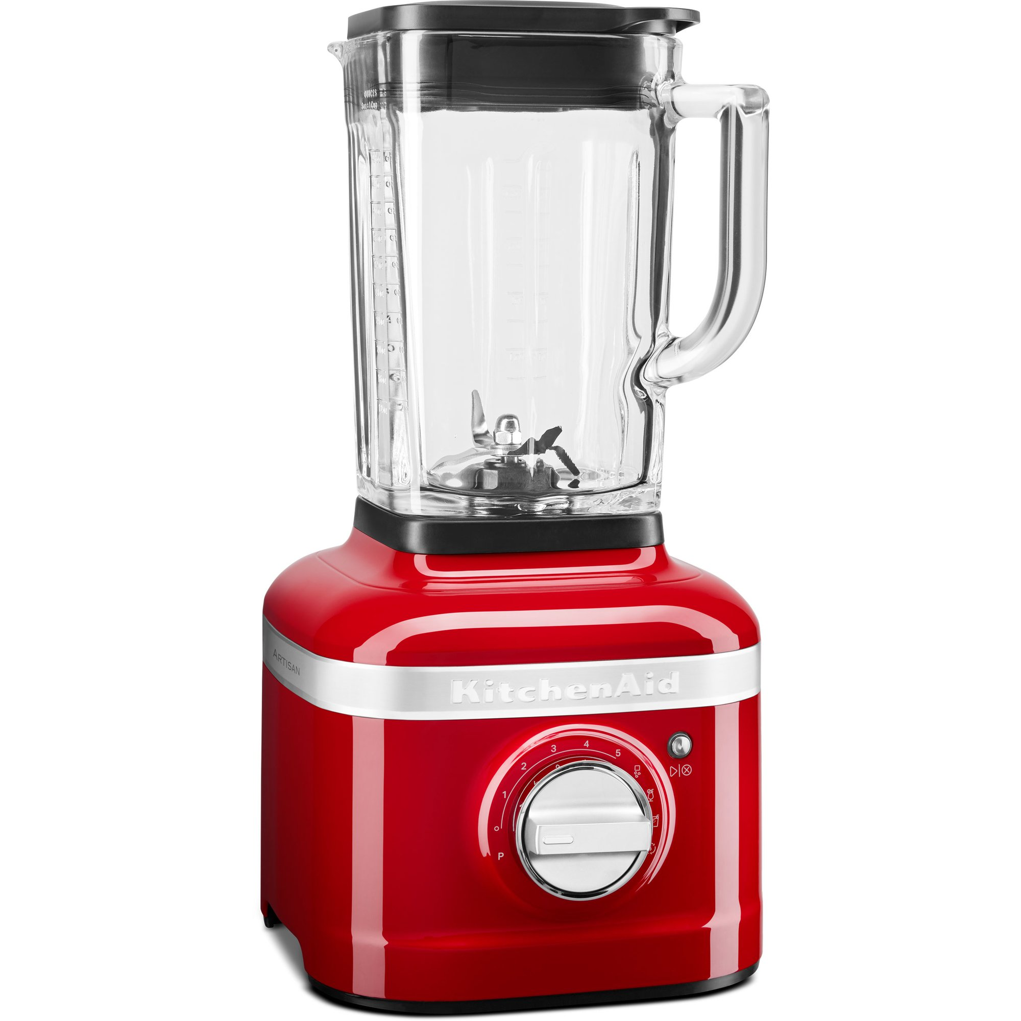 Best 228 Ll Artisan K400 Blender Empire Red Fr 229 N Kitchenaid