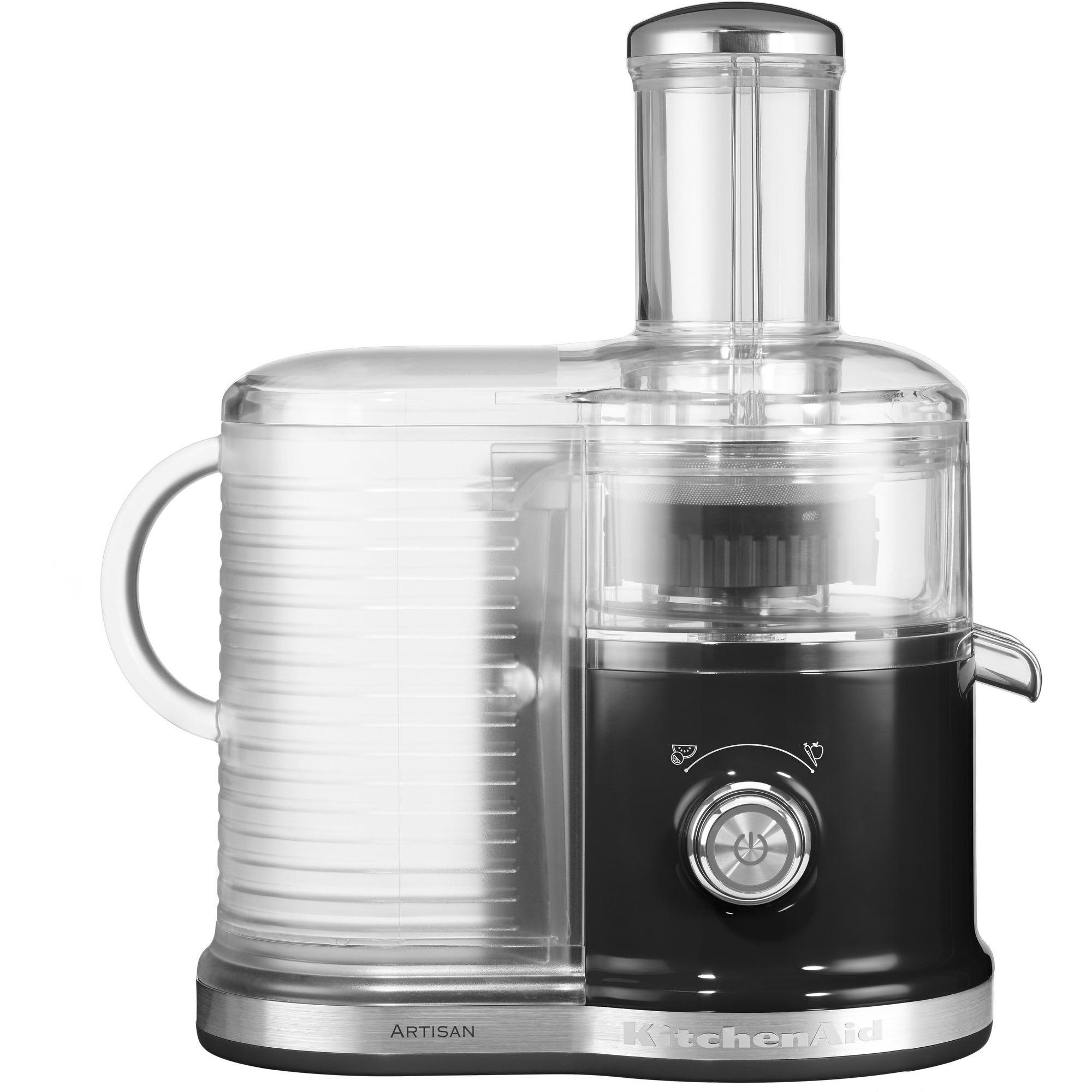 KitchenAid Fast Juicer Råsaftcentrifug Svart