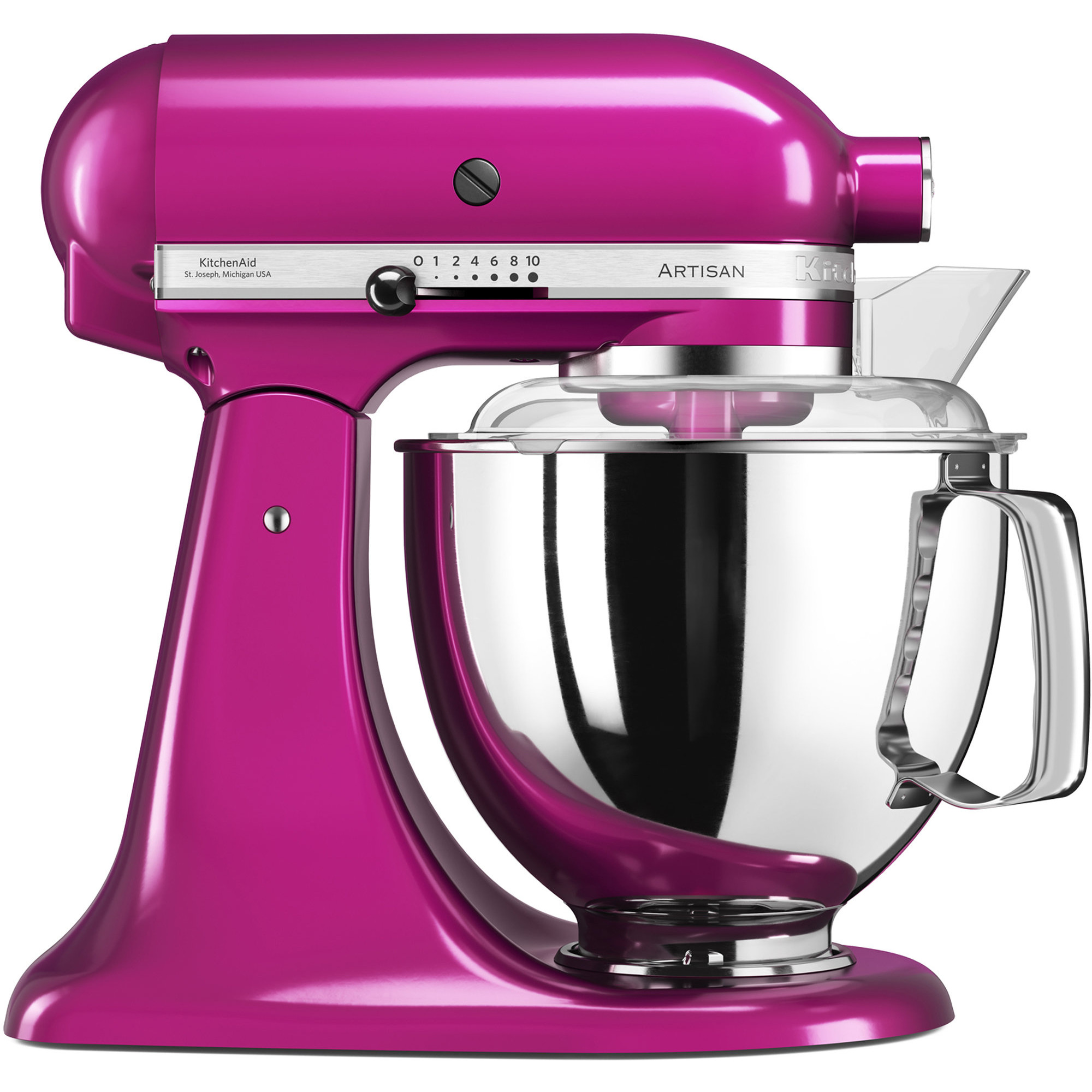 KitchenAid Artisan KSM175PSERI Hallon