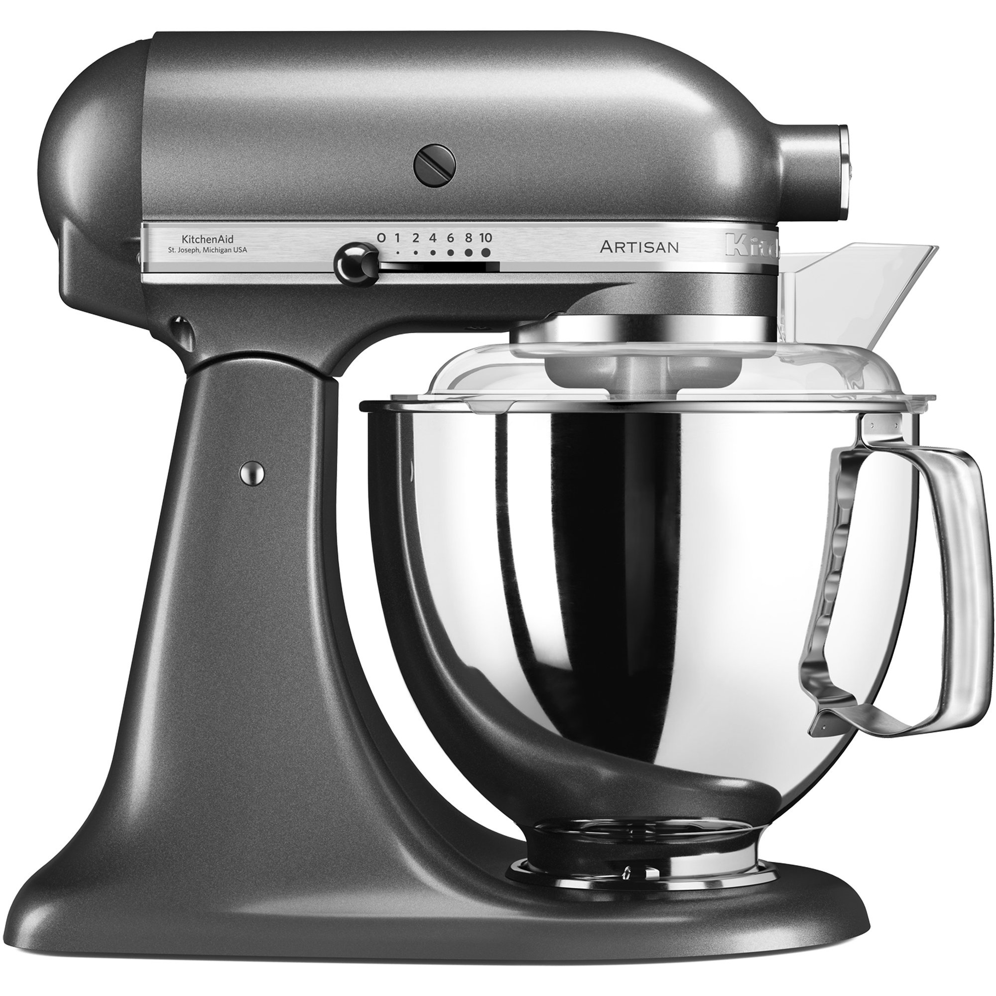 KitchenAid Artisan KSM175PSEMS Grafit Metallic