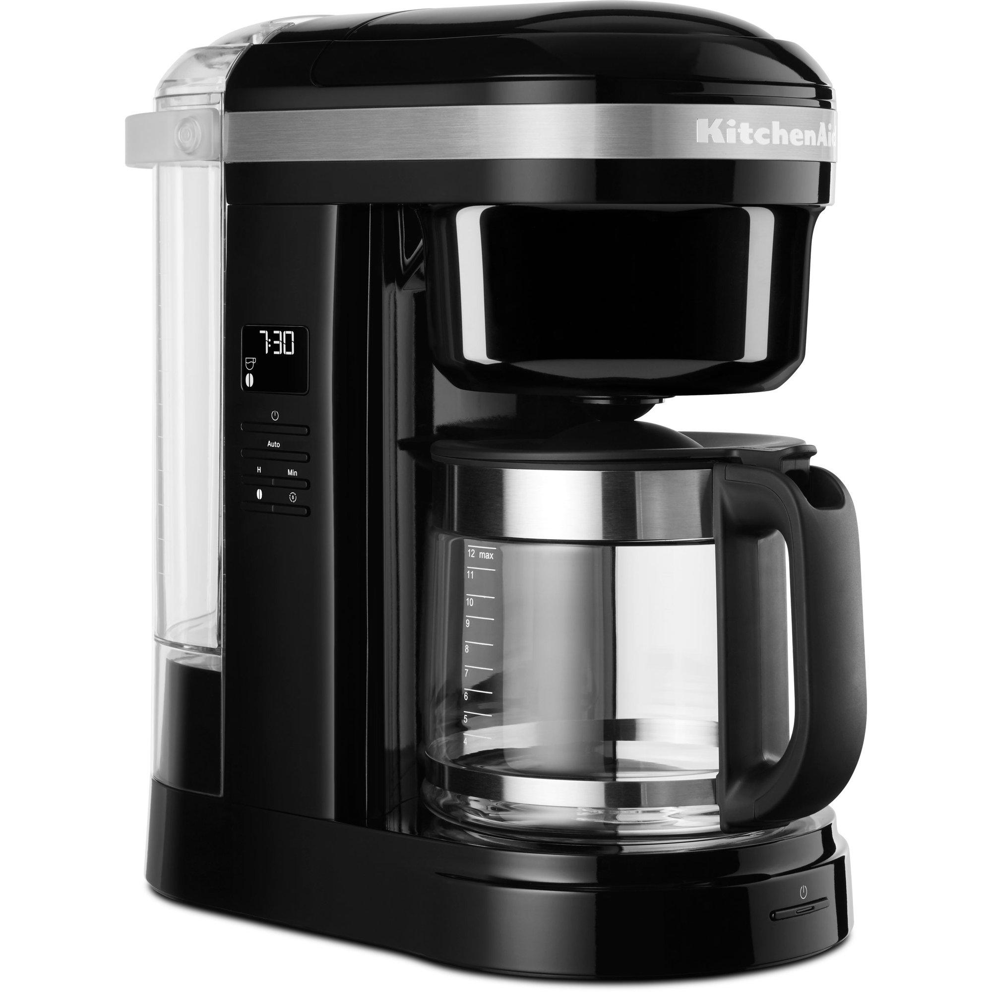 KitchenAid Classic 5KCM1209EOB kaffebryggare Onyx Black