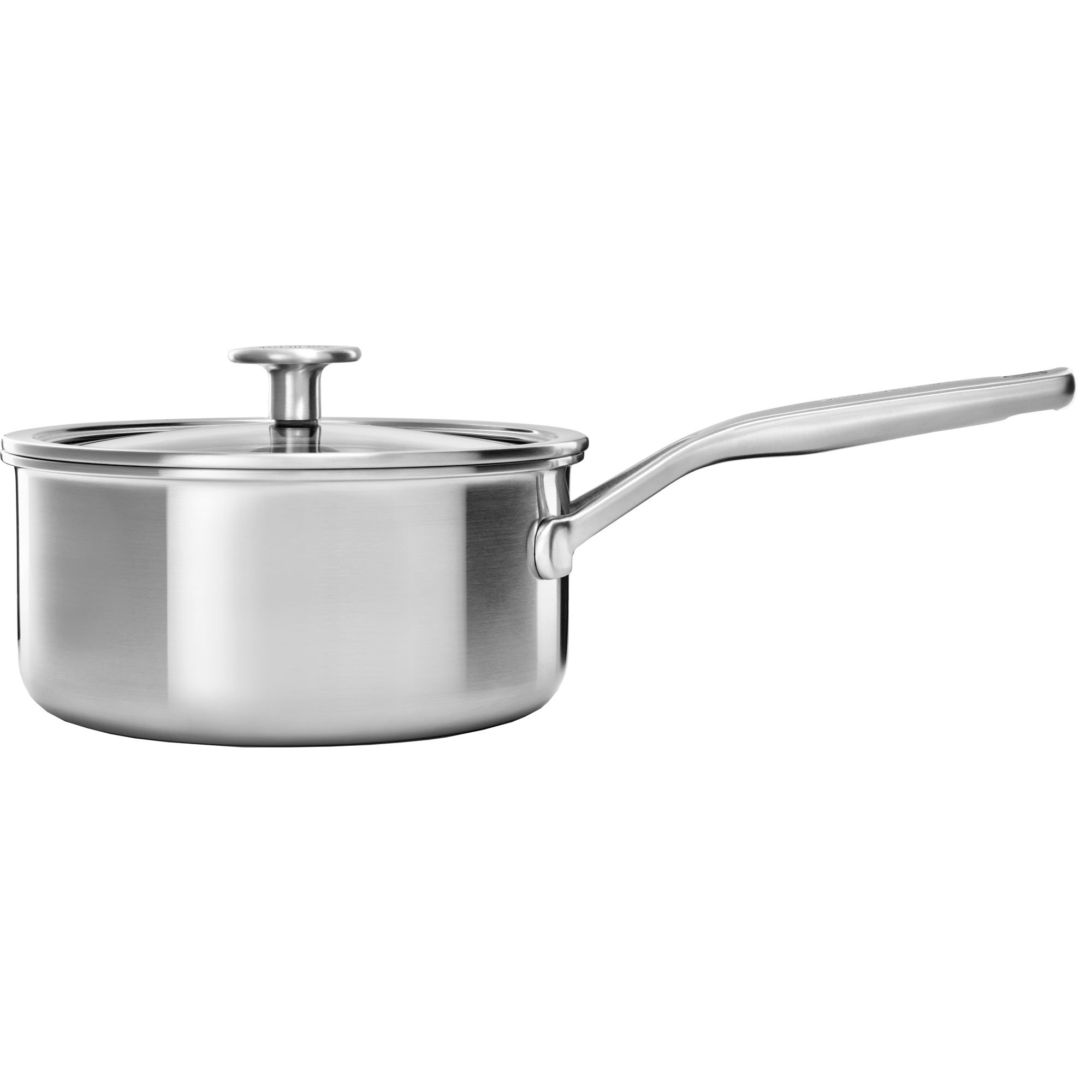 KitchenAid Cookware Collection Kastrull m/lock rostfritt stål 18 cm