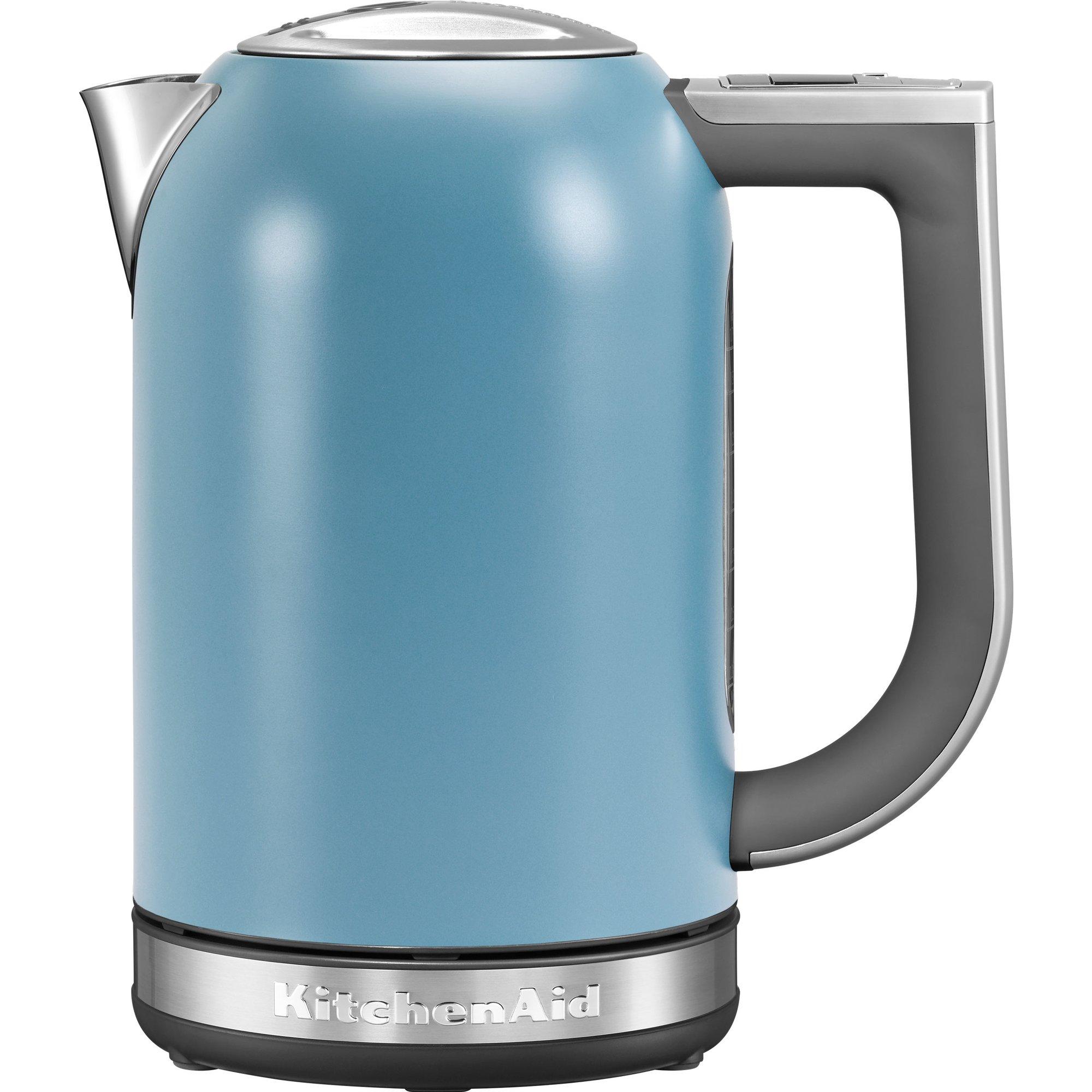 KitchenAid Vattenkokare Vintage blue 17 liter