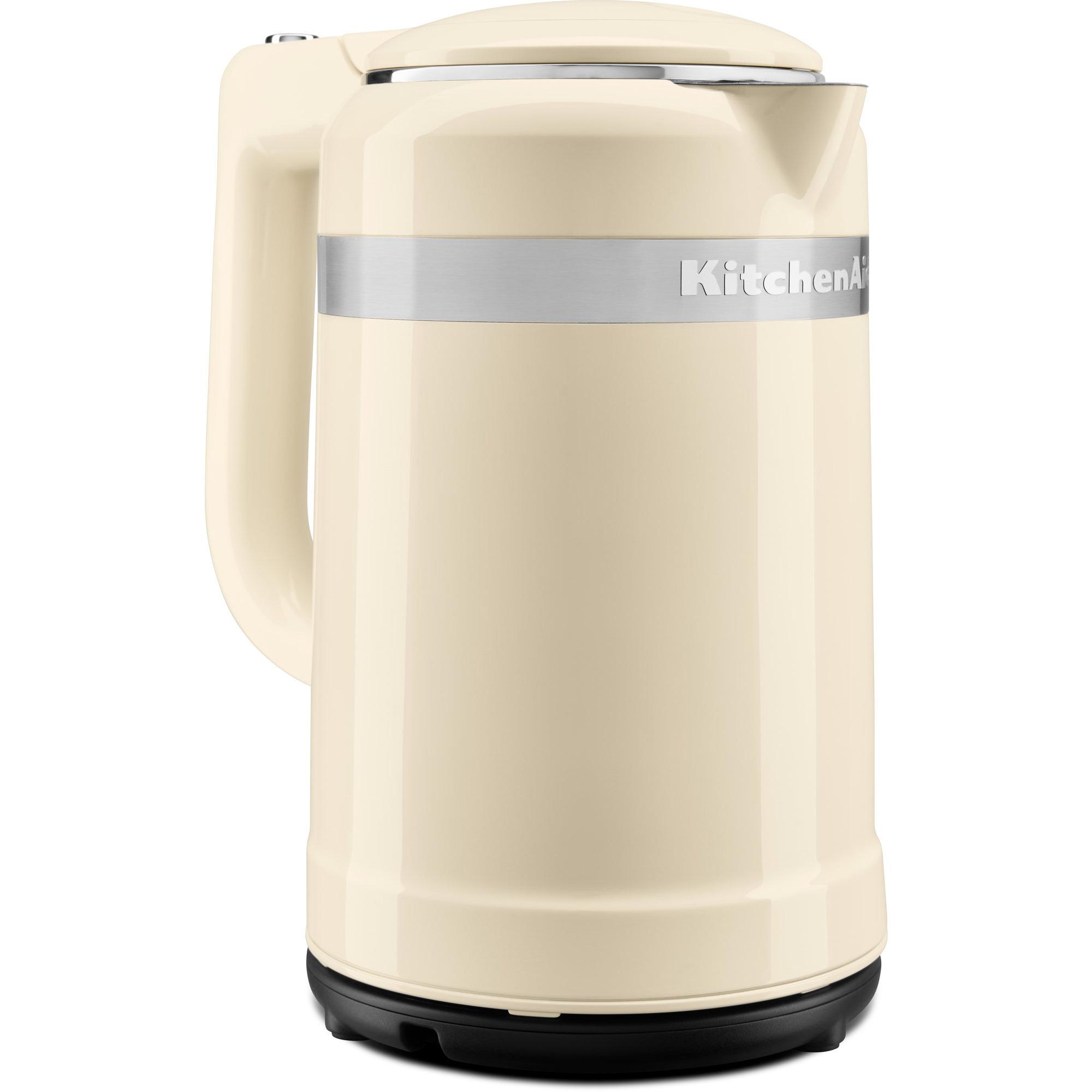 KitchenAid Vattenkokare 5KEK1565EAC 15L Creme