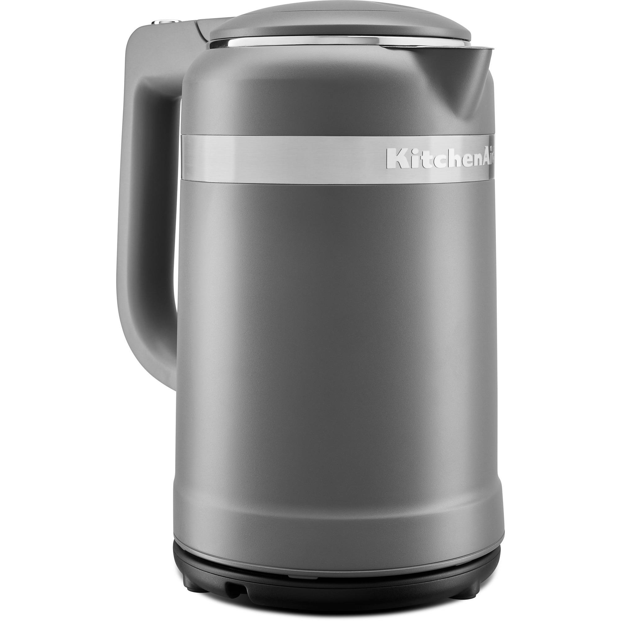 KitchenAid Vattenkokare 5KEK1565EDG 15L Matt grå