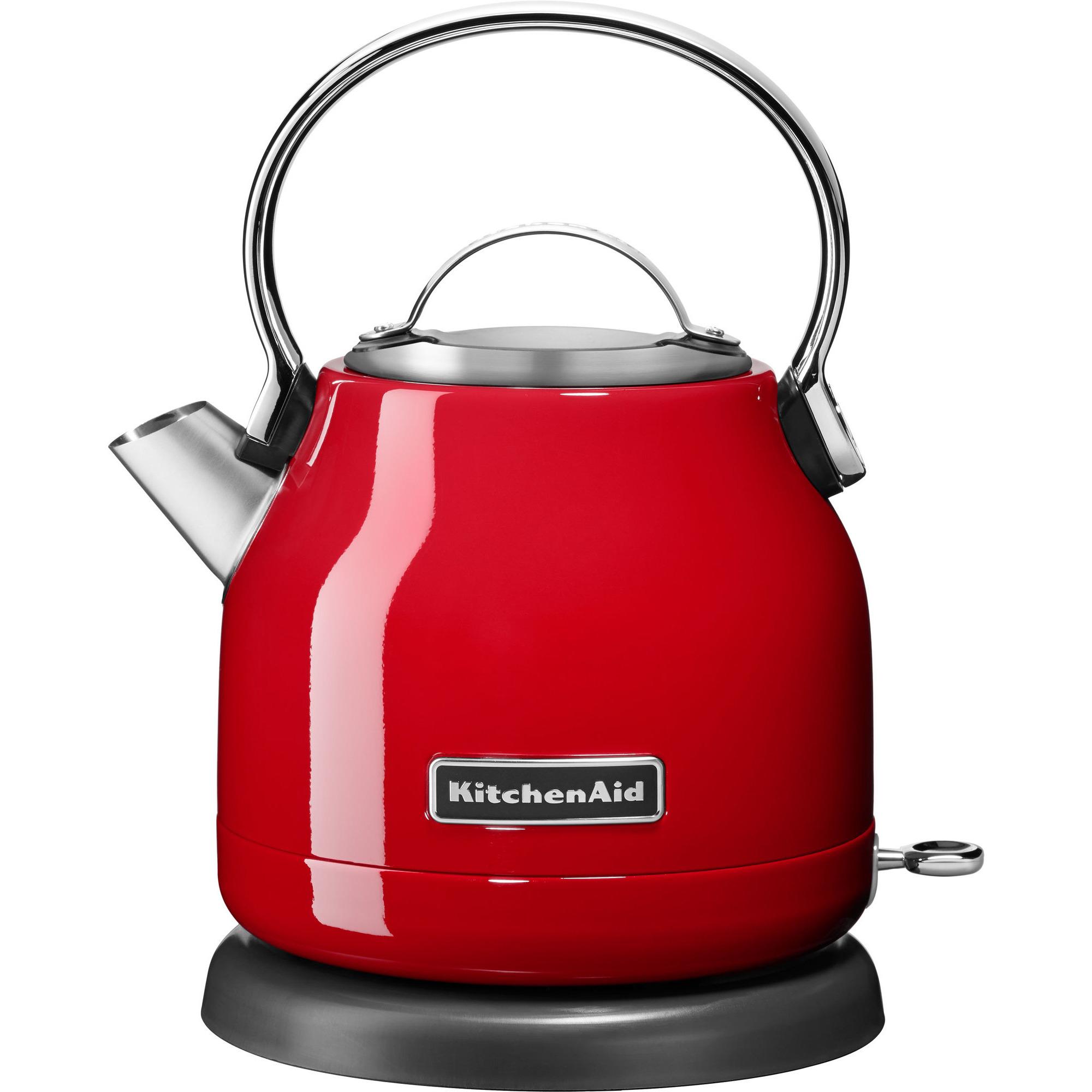 KitchenAid Vattenkokare Röd – 1.25L