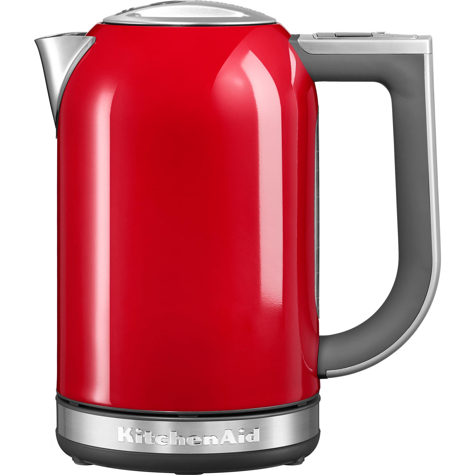 KitchenAid Vattenkokare 1.7L – Röd