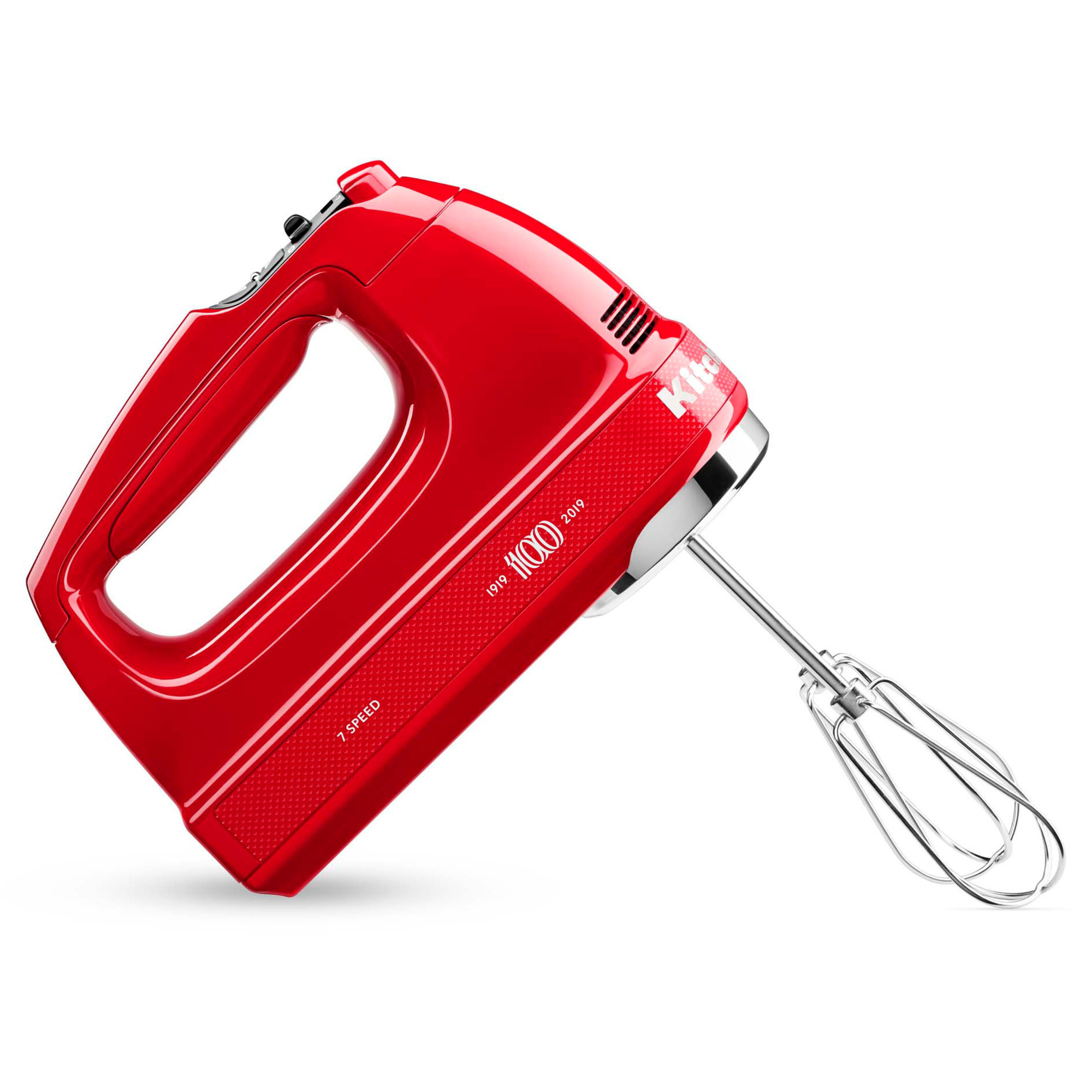 KitchenAid Elvisp 7 hastigheter – 100 Year Limited Edition – Queen of Hearts Collection