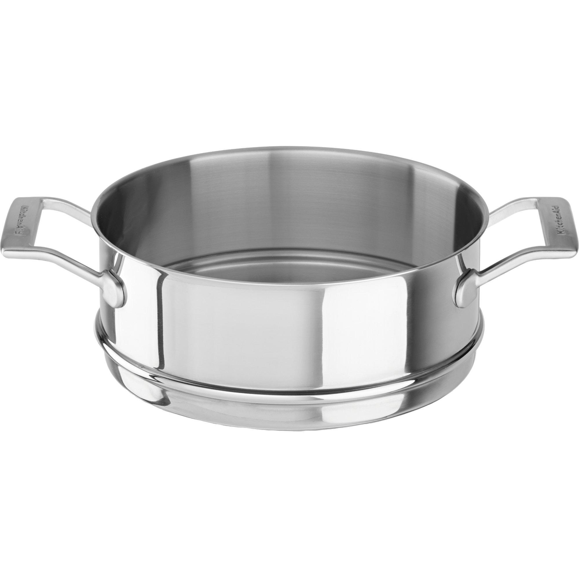 KitchenAid Inlägg till Ångkastrull 24 cm