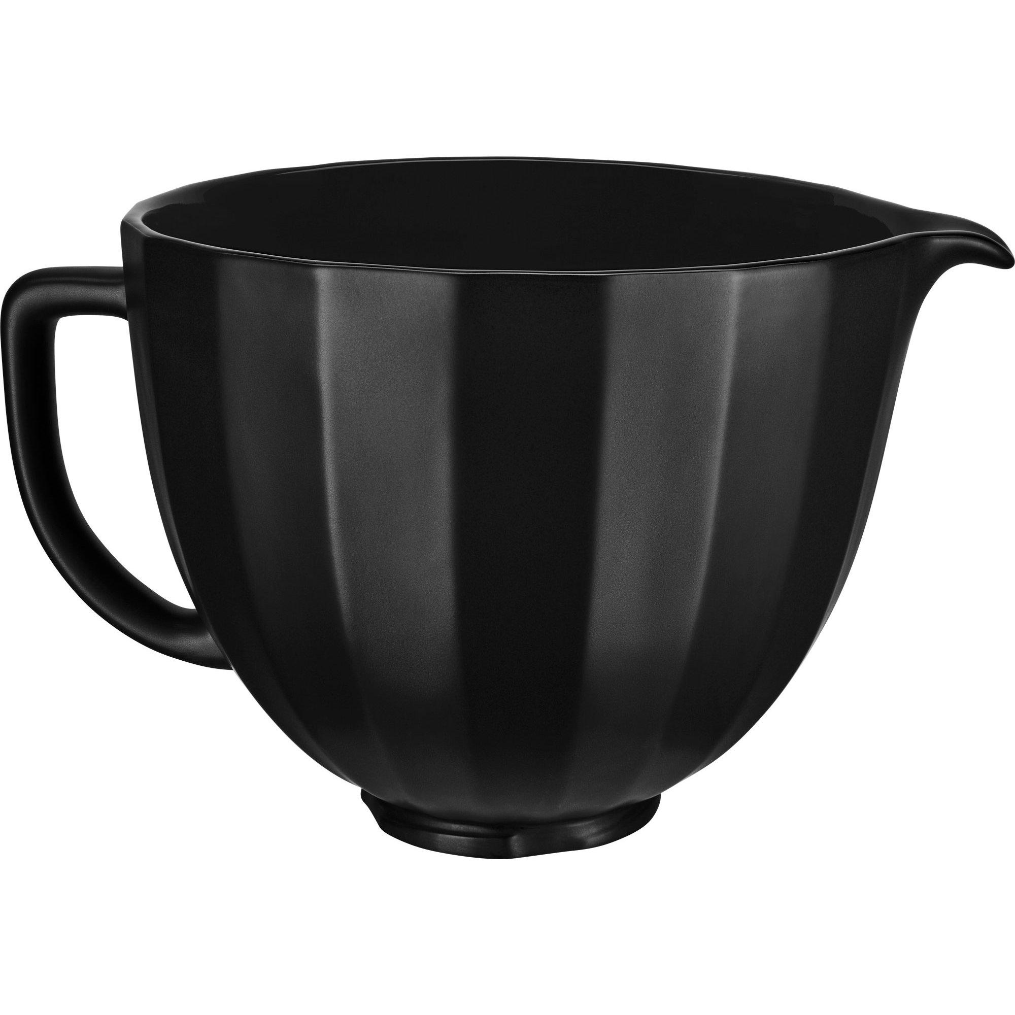 KitchenAid Keramikskål 47 L Black Shell