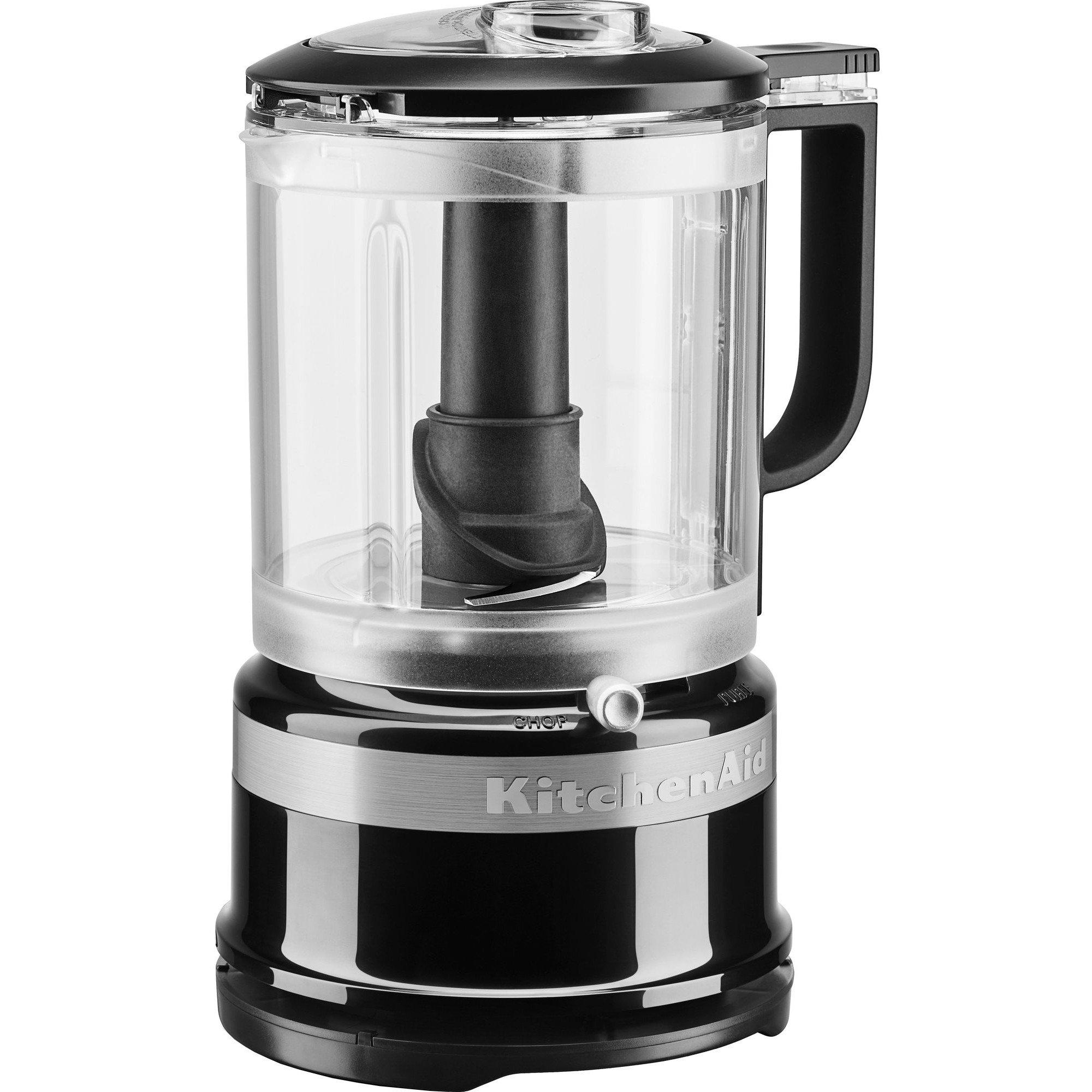 KitchenAid 5KFC0516 119 Liter Mini matberedare Svart