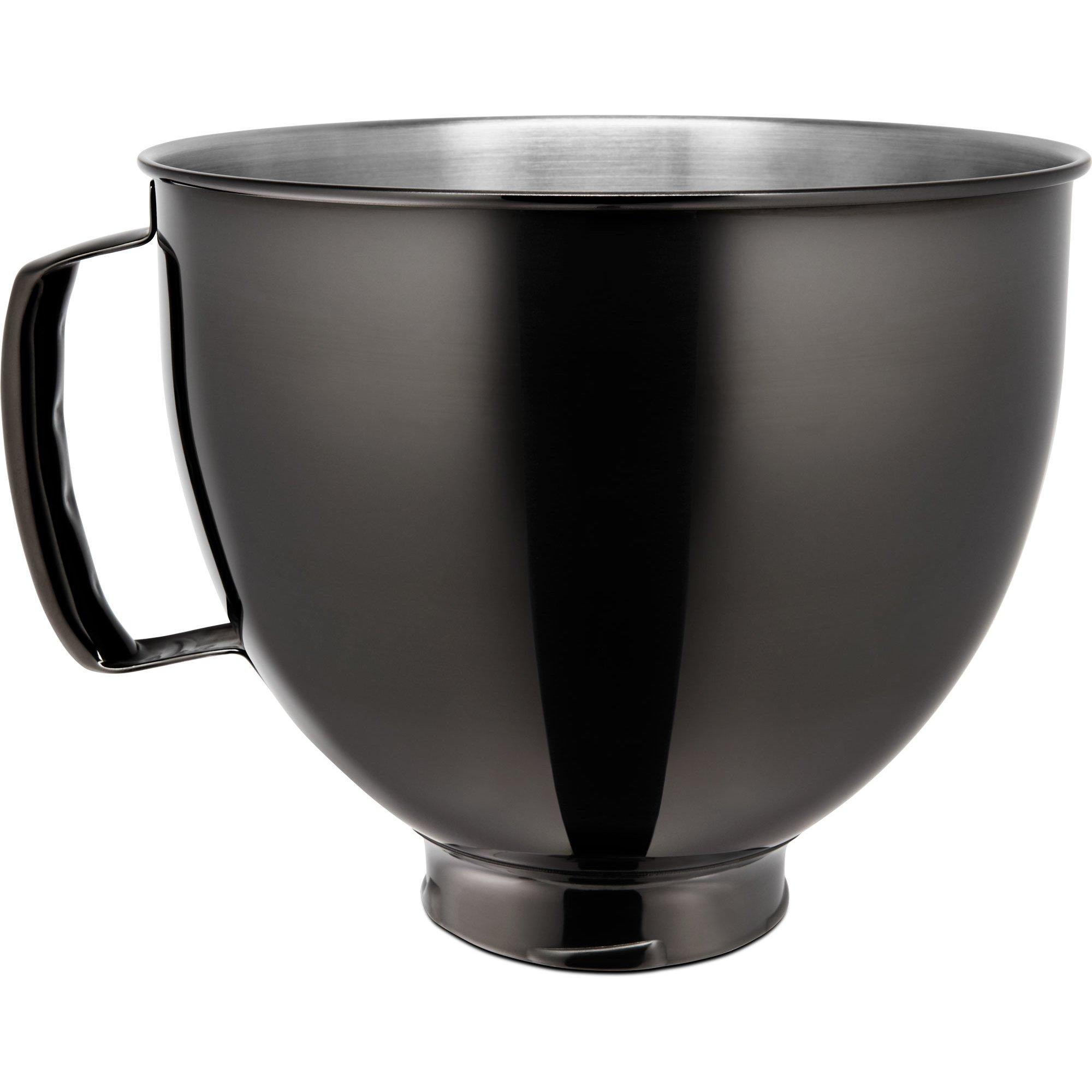 KitchenAid Skål i rostfritt stål till köksmaskin Radiant Black