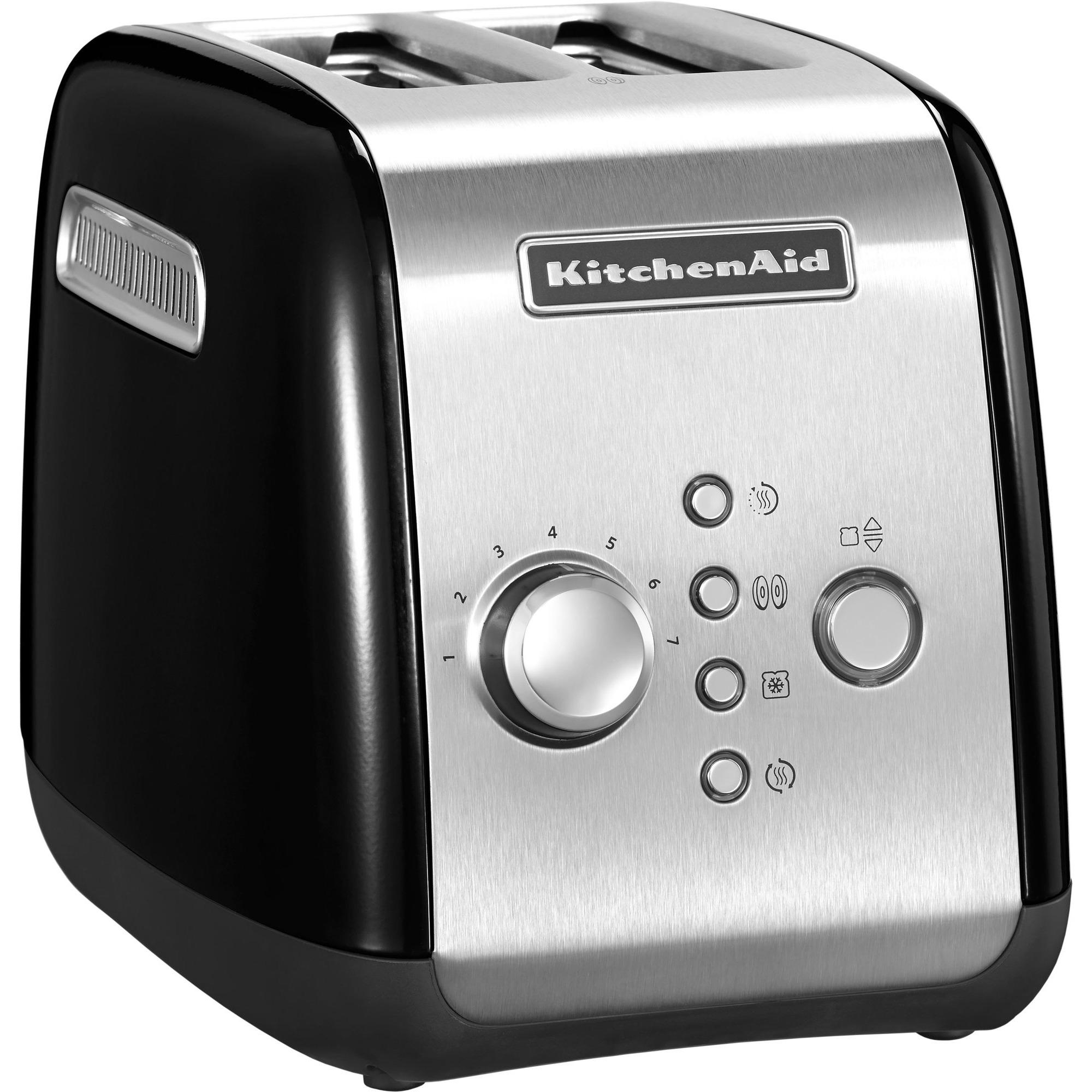 KitchenAid Brödrost 2-skivor Svart