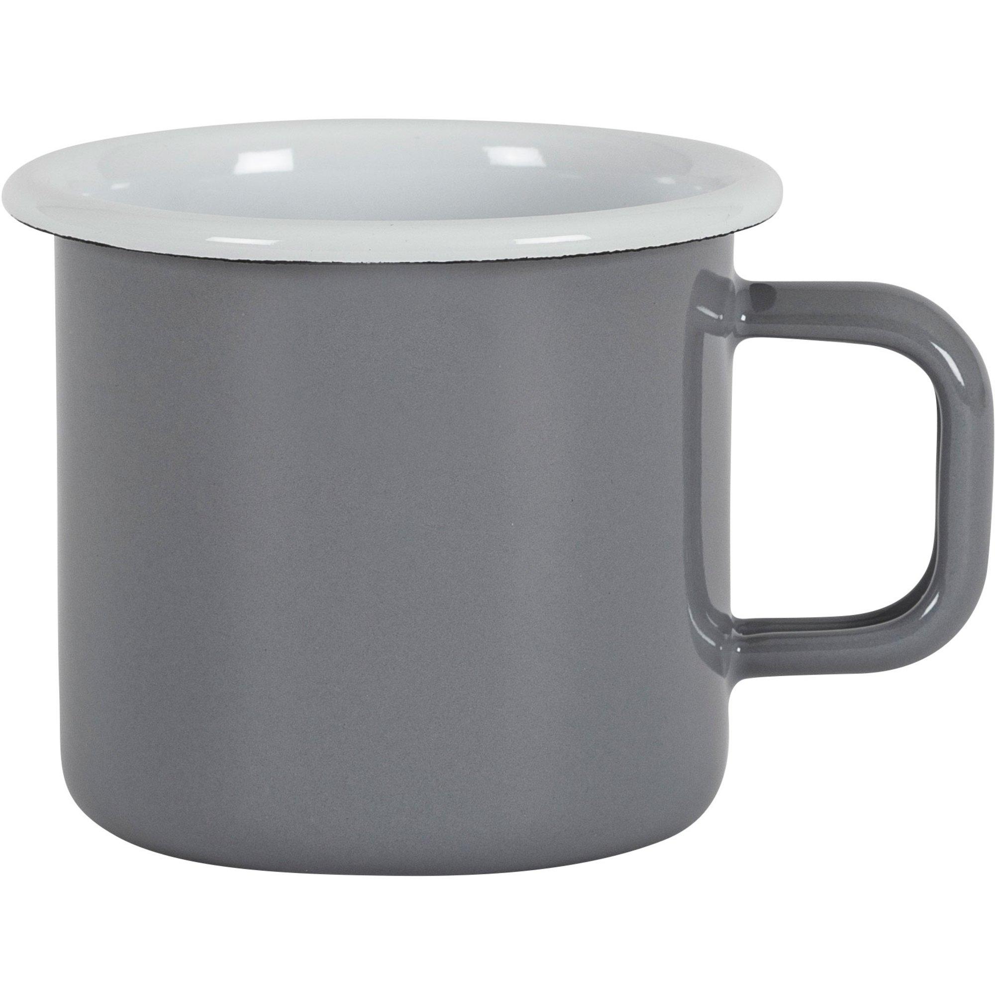 Kockums Jernverk Mugg grå