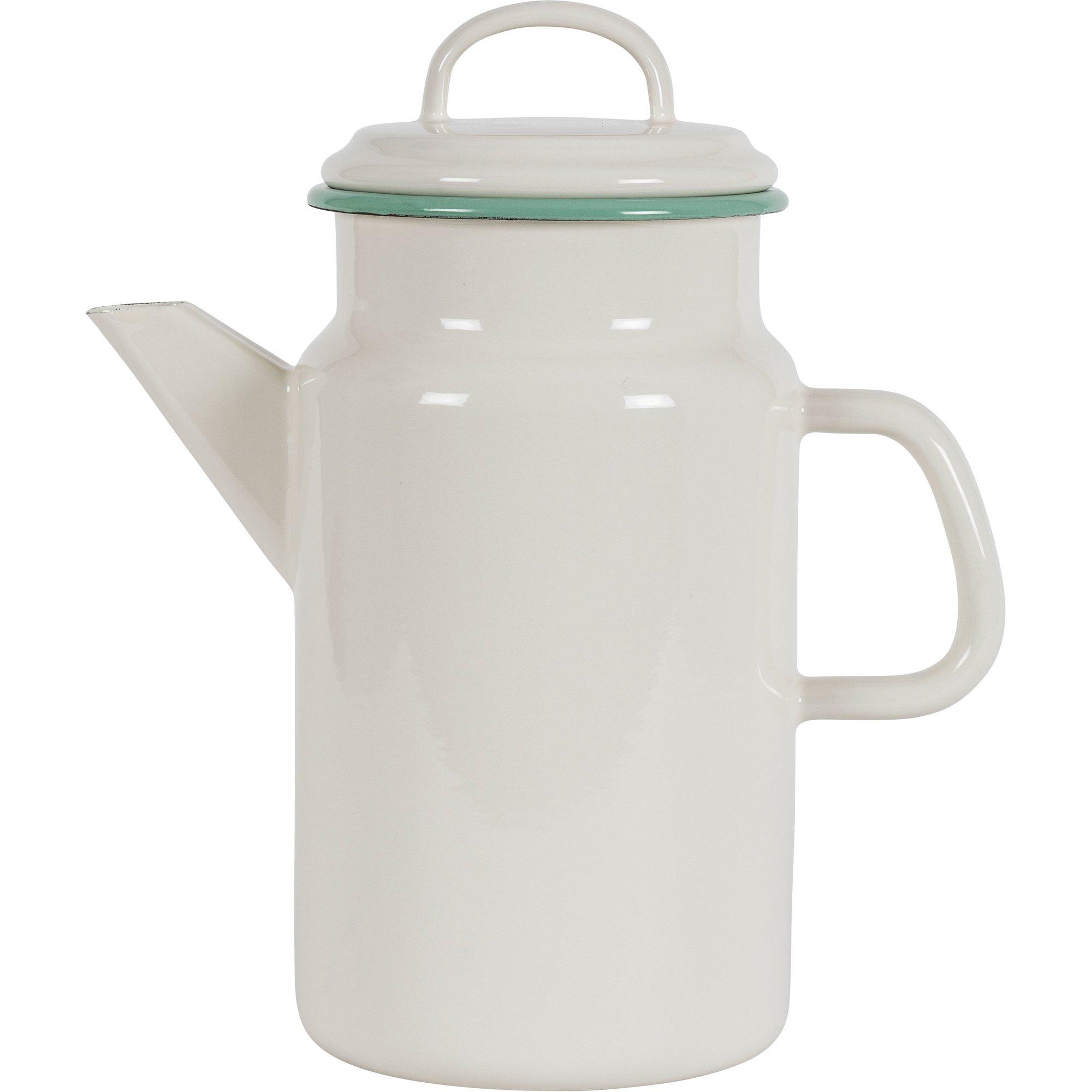 Kockums Jernverk Tekanna 2 liter creme