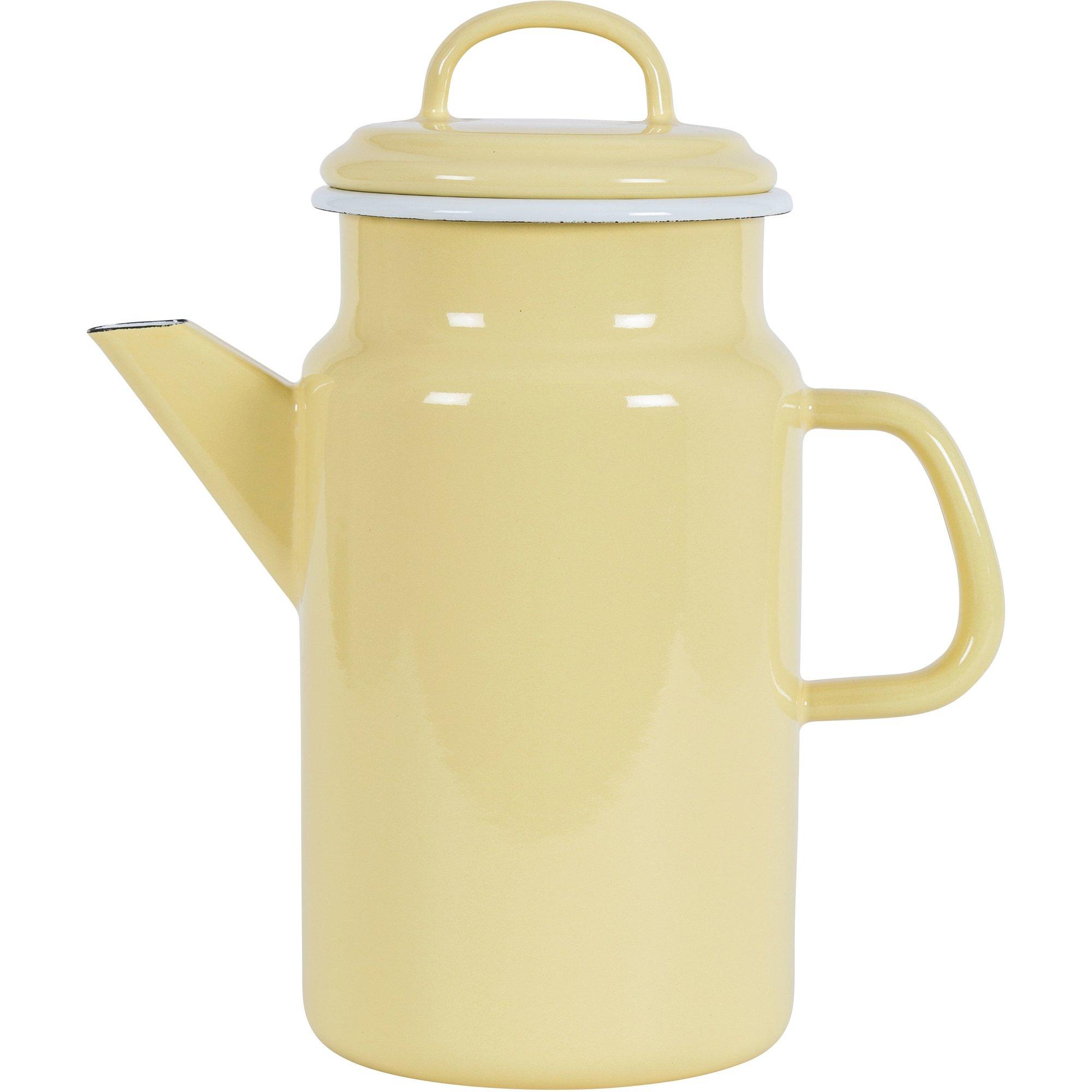 Kockums Jernverk Tekanna 2 liter gul