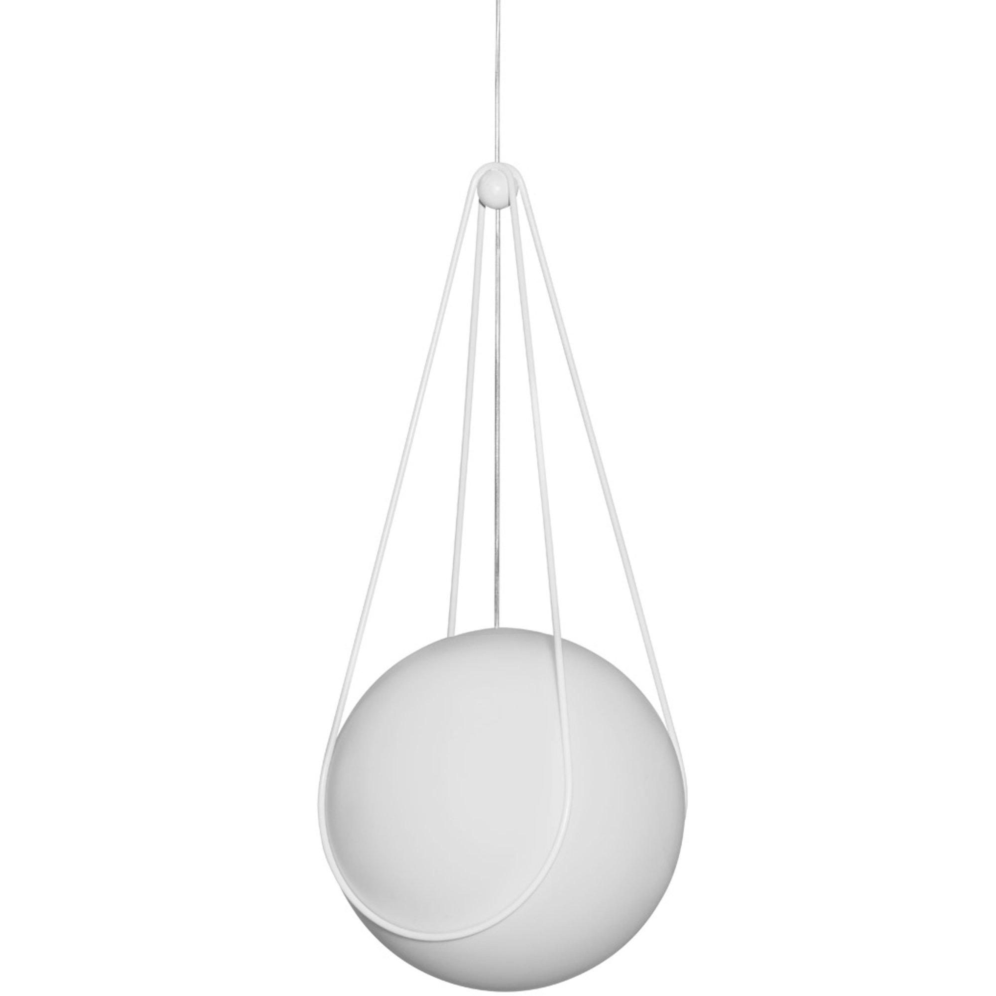 Design House Stockholm Kosmos hållare för Luna Lampa Vit 40cm