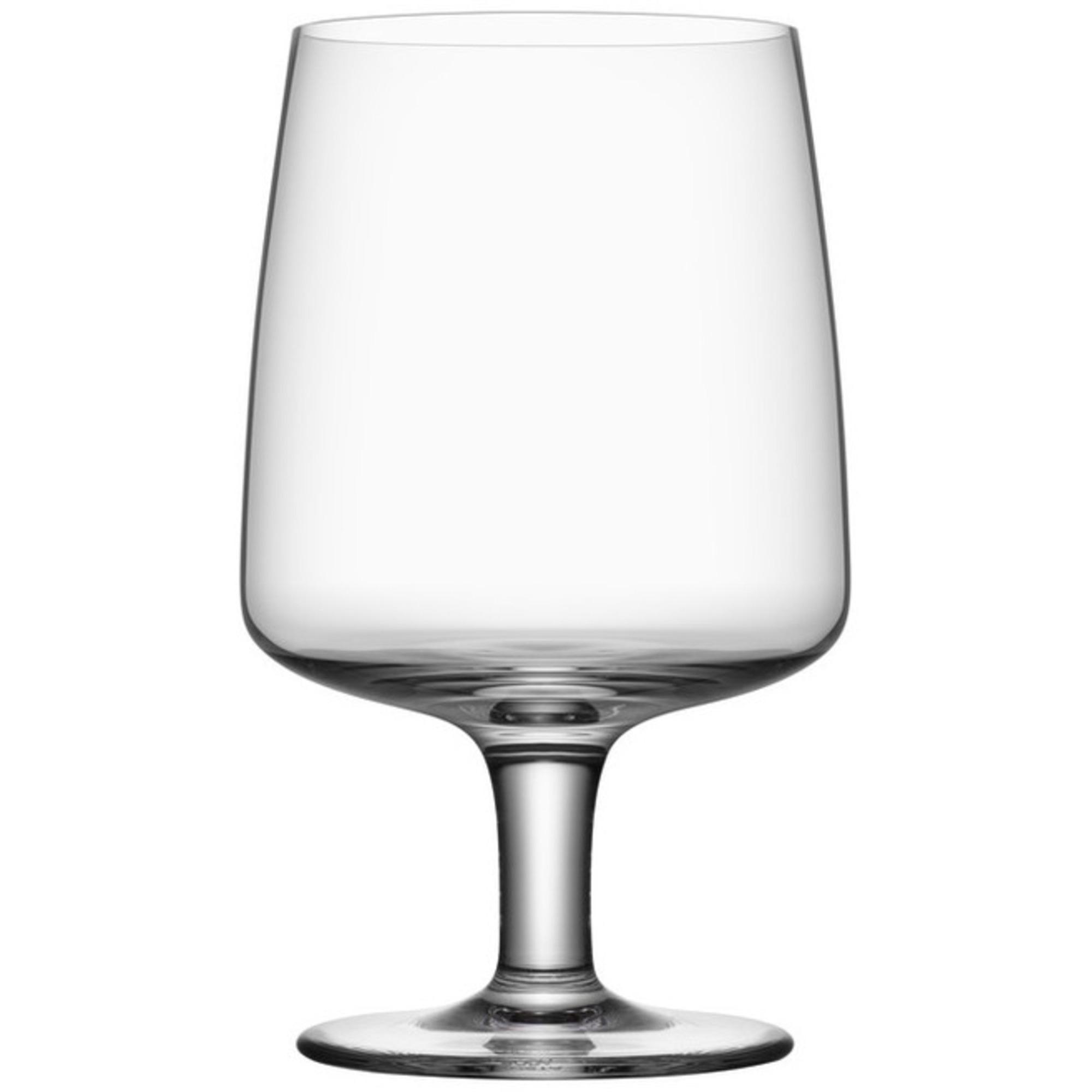 Kosta Boda Bruk Glas Large 4-pack 45cl