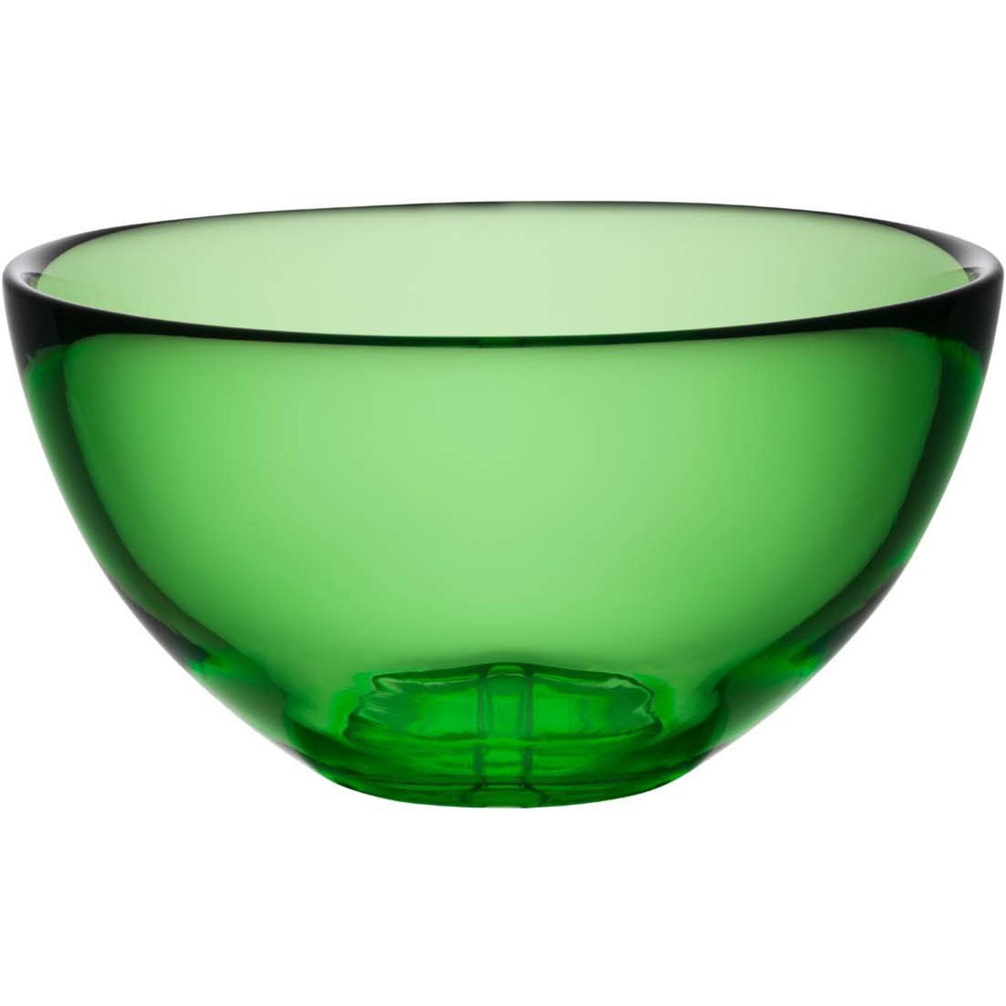 Kosta Boda Bruk Serveringsskål Apple Green Medium
