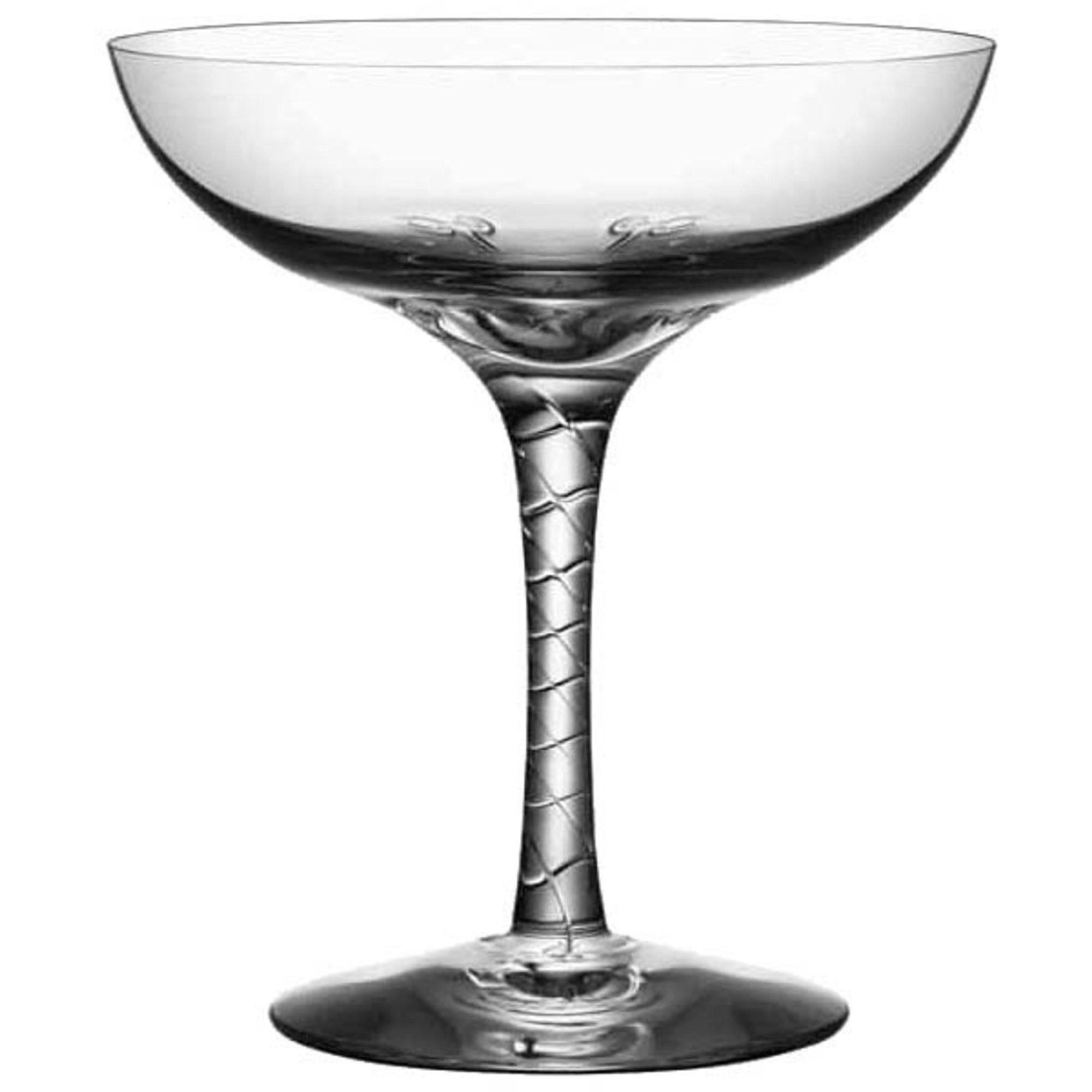 Kosta Boda Crystal Magic Champagneskål 20 cl