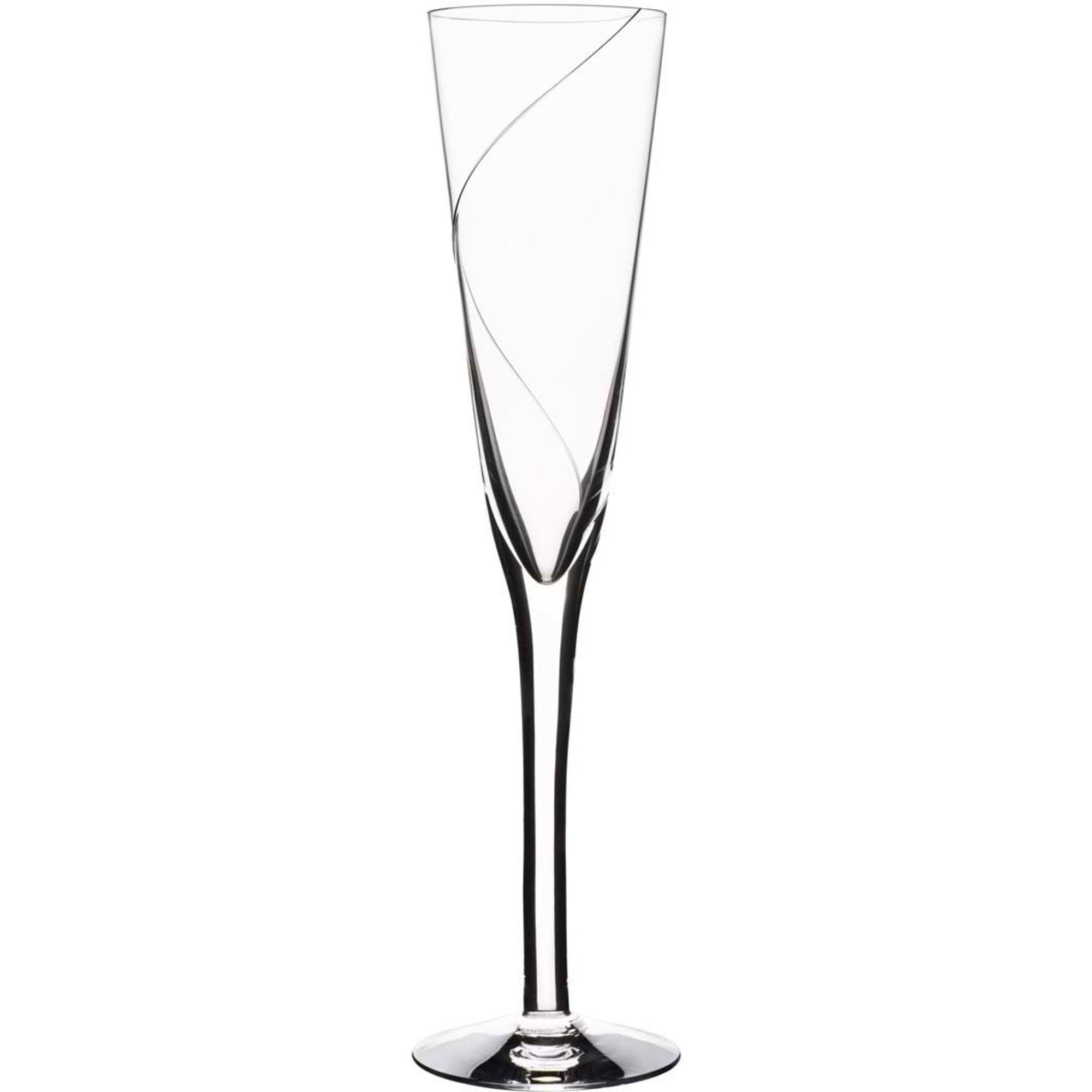 Kosta Boda Line Champagneglas 15 cl