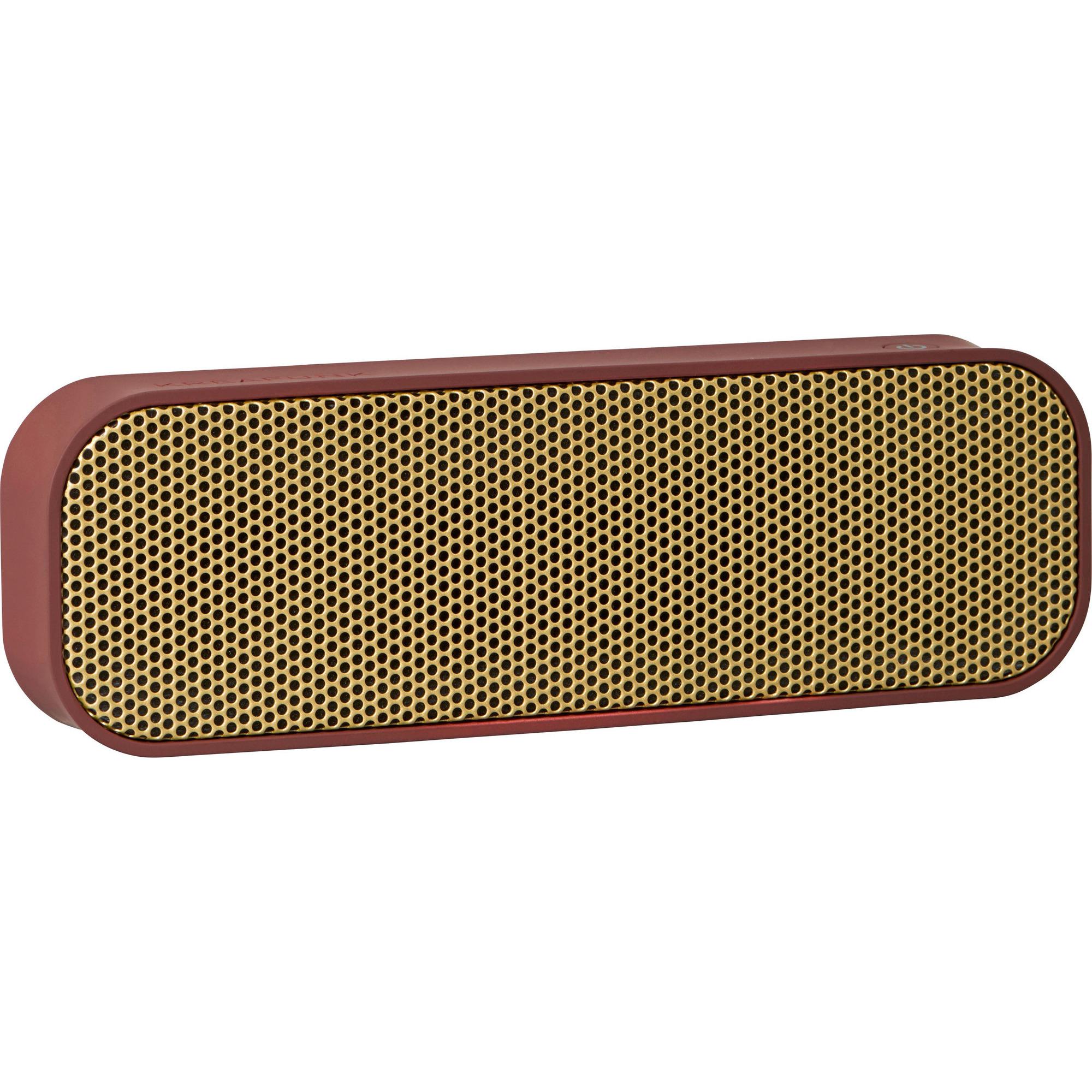 Kreafunk aGROOVE, m. guld front, Bluetooth 3.0. flera färger Plum