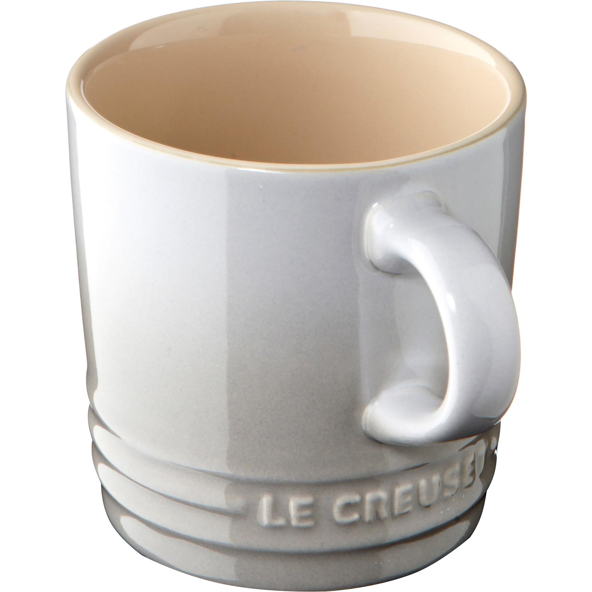 Le Creuset Kaffemugg Raka Sidor Mist Gray
