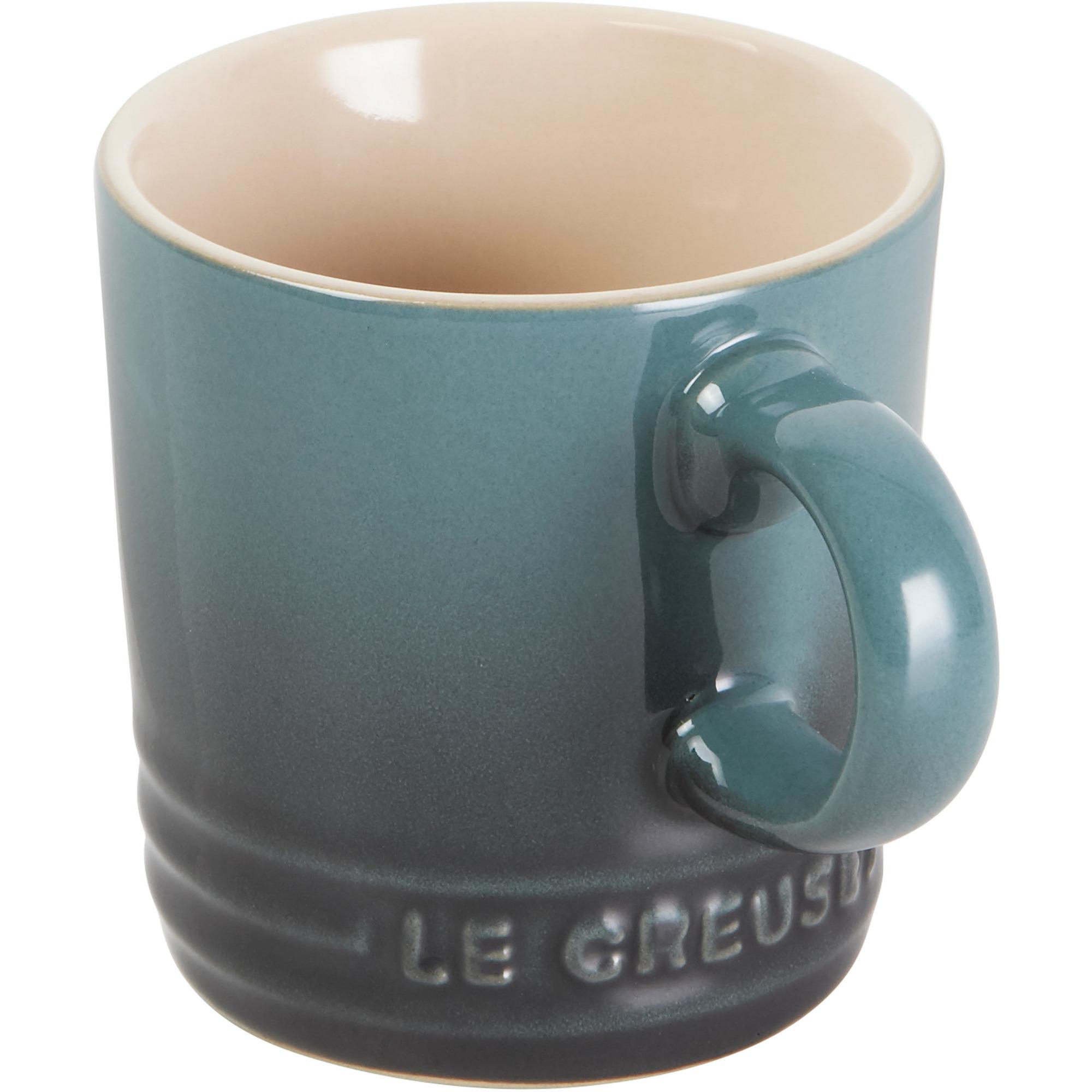 Le Creuset Kaffemugg 02 Liter Ocean